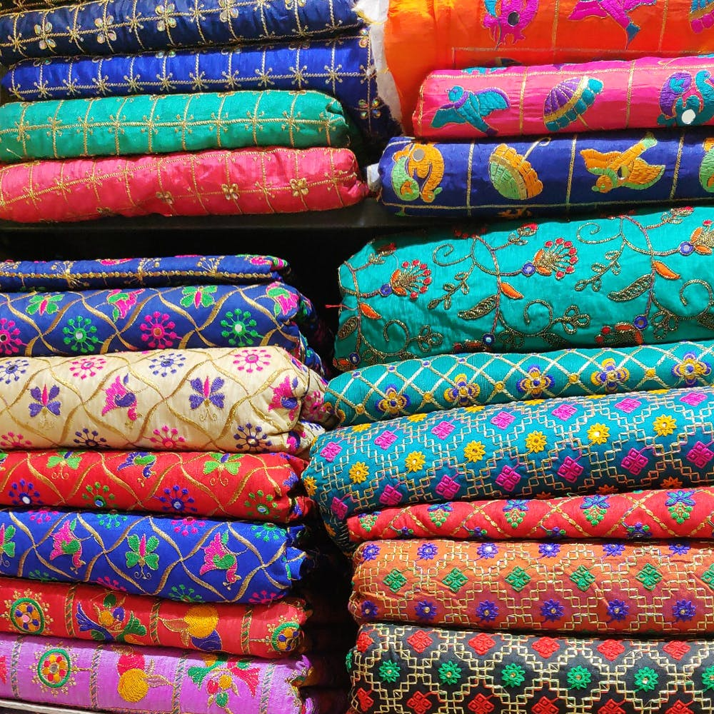 image - Silk, Georgette And Rayon: Check Out These Places In Badichowdi For Fabric Shopping
