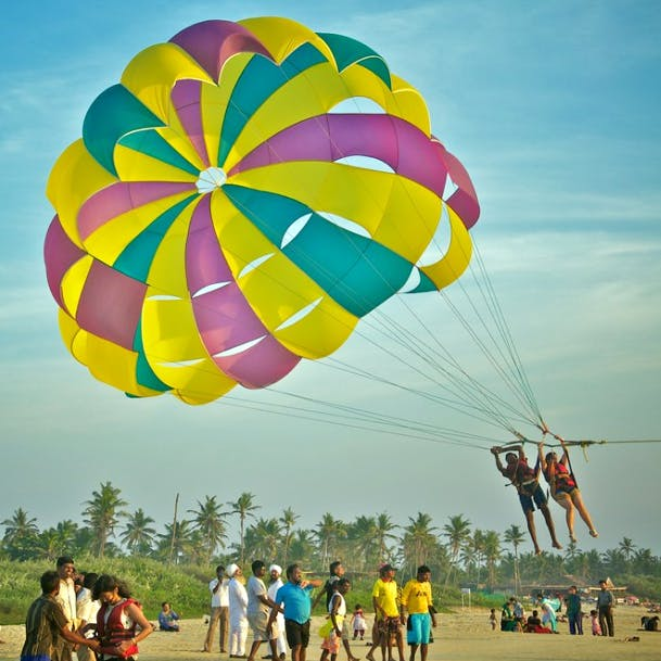 image - Water Babies, These Are The Best Beaches For Water Sports In Goa