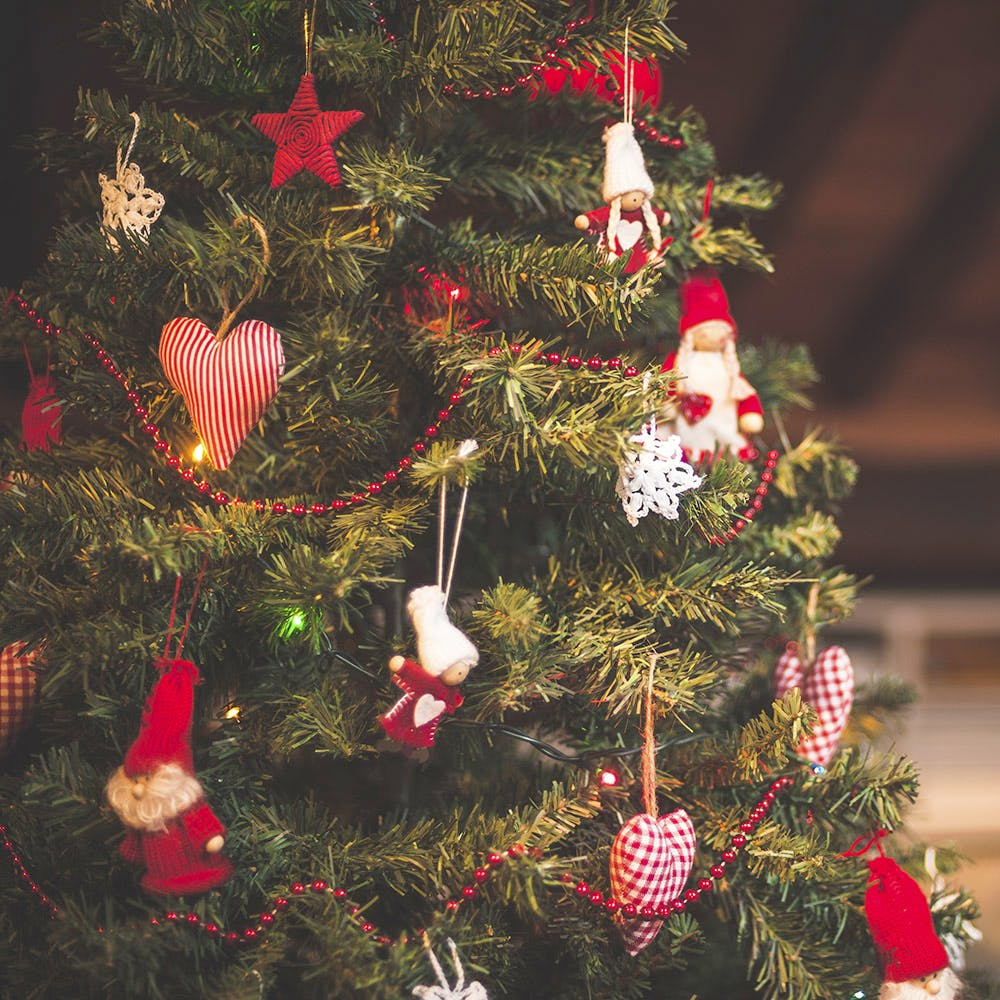 image - Deck The Halls With Christmas Decor On A Budget From Stores Around Town