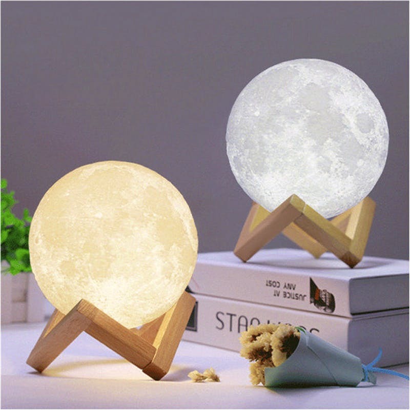 image - Fly Me To The Moon: This Workshop Will Teach You How To Make Your Own Moon Lamp!