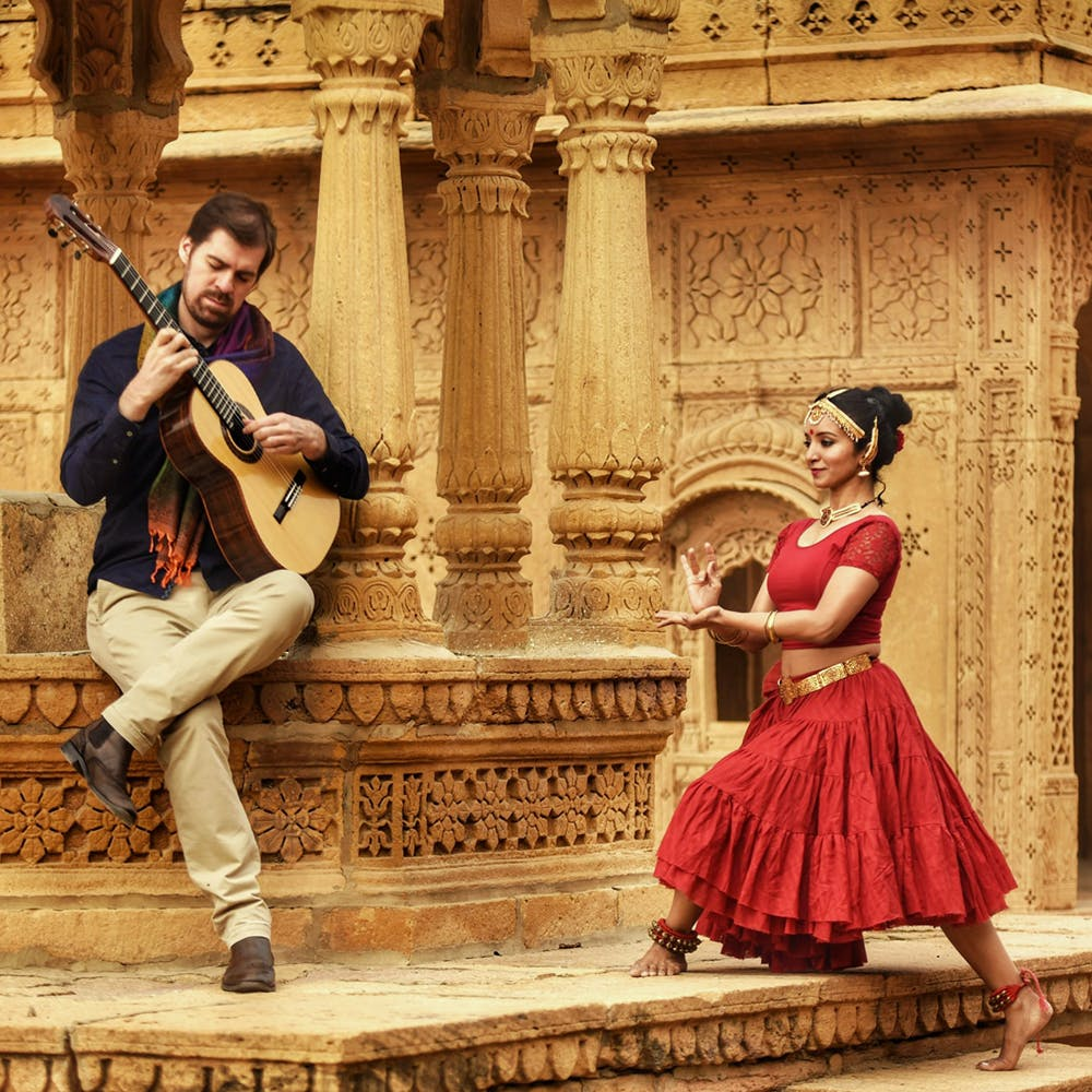 image - #GiantsofJazz: Book Now For Jazz and Sanskrit With Simon Thacker