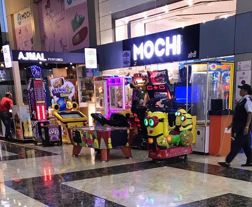 Product,Shopping mall,Games,Building,Technology,Retail,Event,Electronic device,Outlet store,Shopping