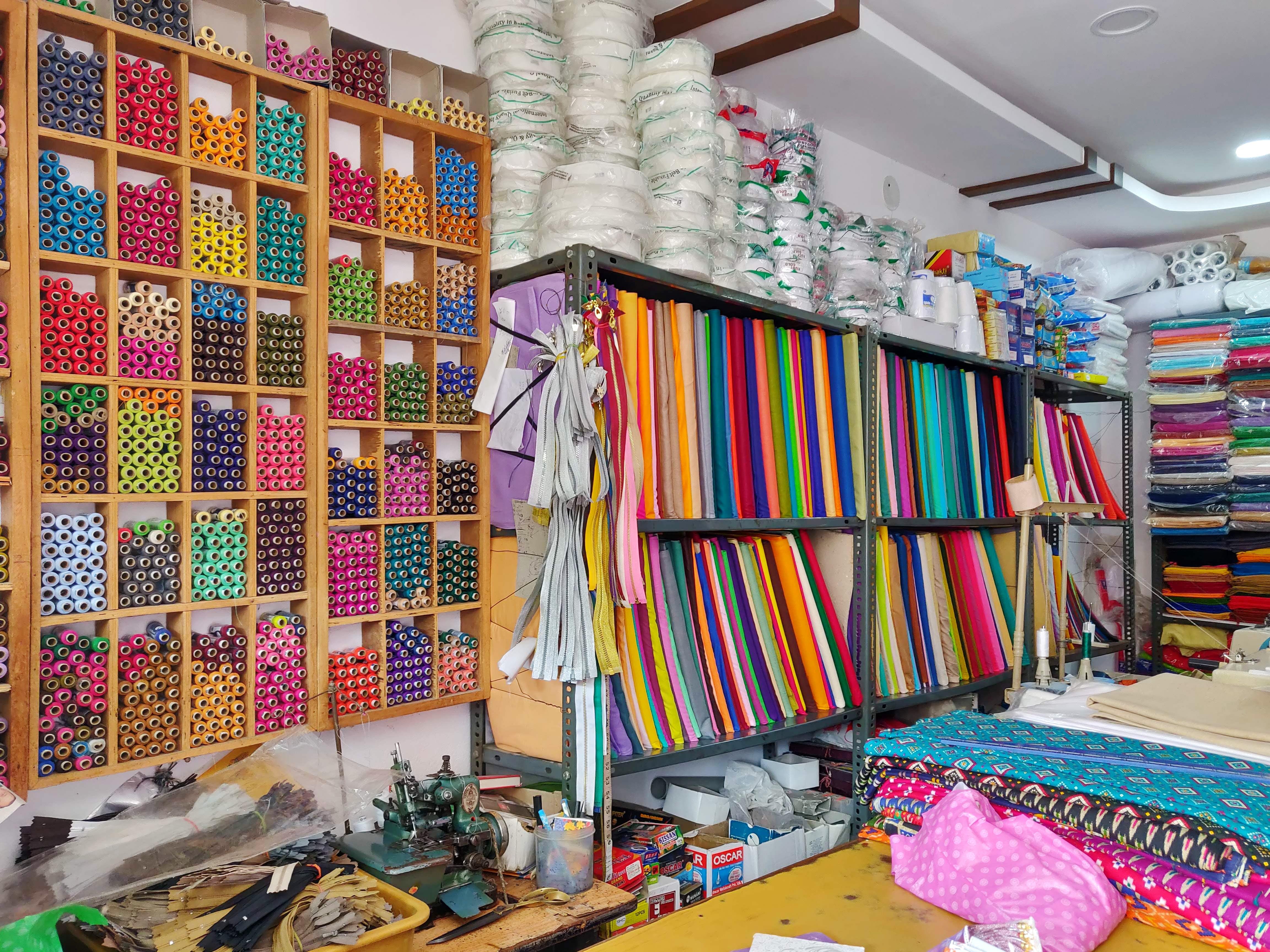 image - Shiva Sai Kaja Buttons & Matching Centre
