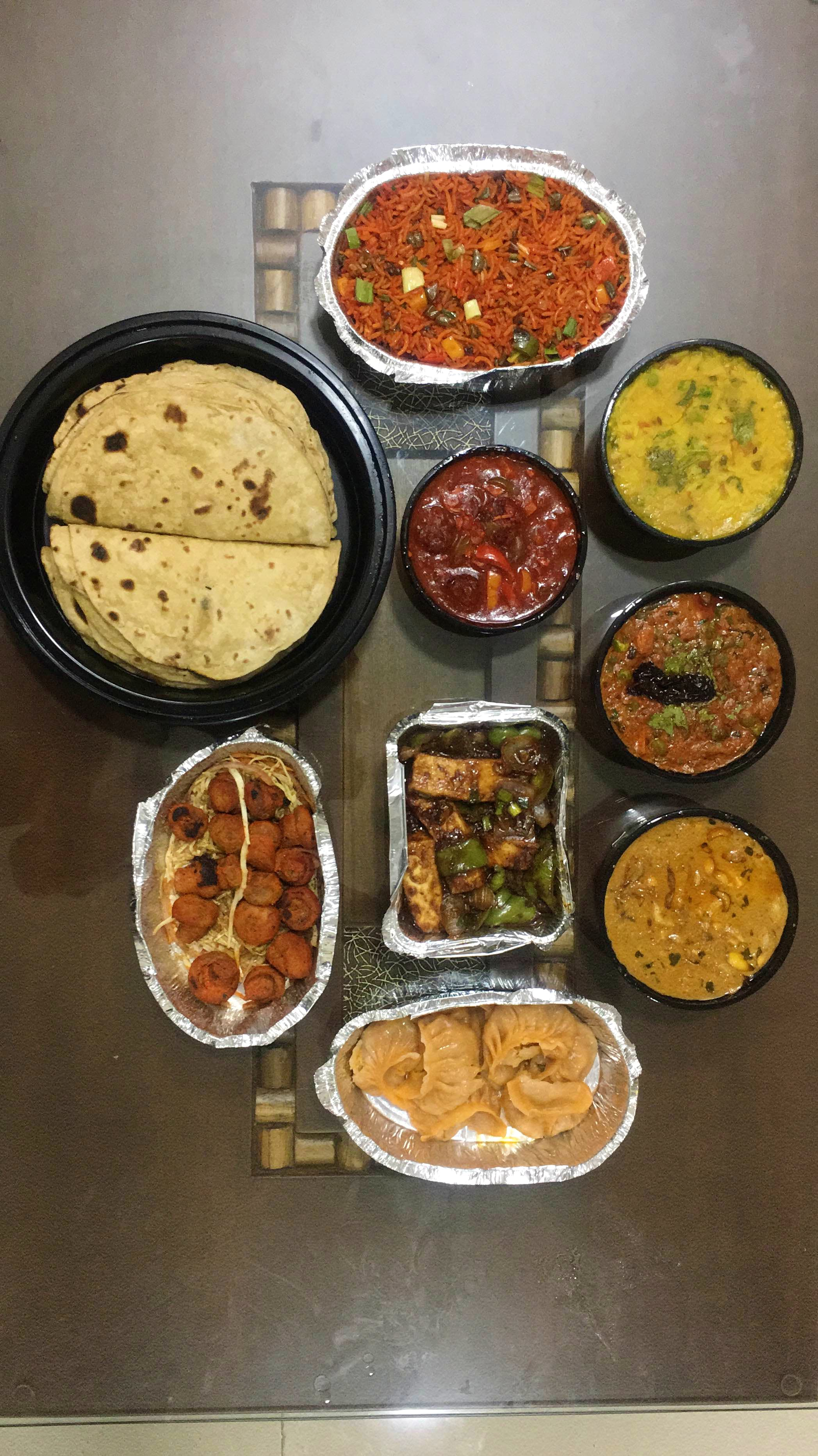 Midnight Cravings In Lonavala Then Order From The Bombay Food Kitchen.