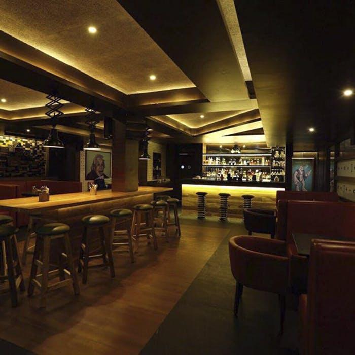 image - Big Bang Theory - Bar & Kitchen - Brown Star Hotel