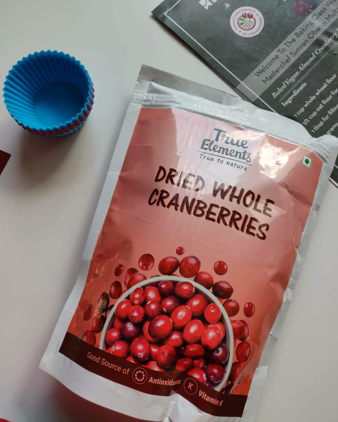Munch Your Way To Health With Cranberries, True Elements