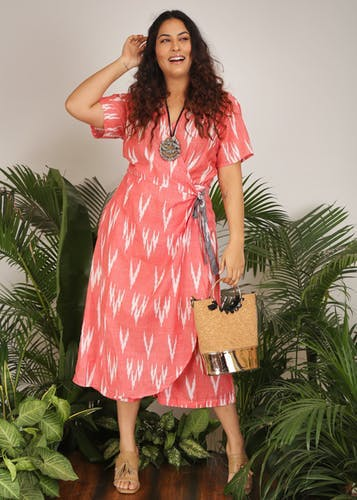image - 5 Outfits That Feature Ikat With A Twist