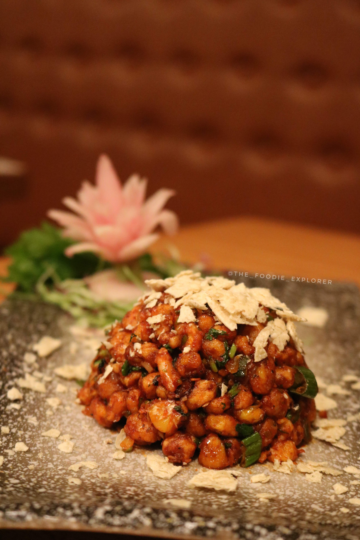 Dish,Food,Cuisine,Ingredient,Produce,Recipe,Kung pao chicken,Vegetarian food,Lentil,Nattō