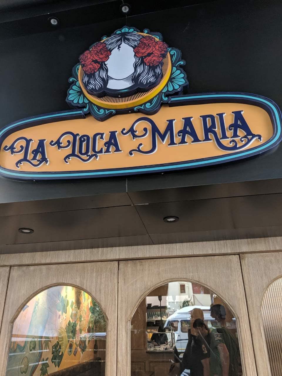 image - La Loca Maria