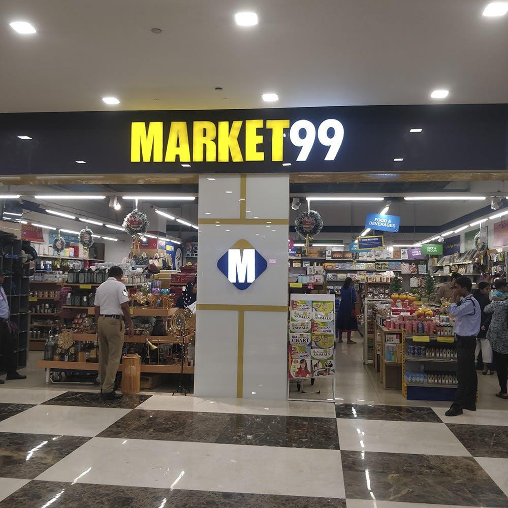 image - Market 99