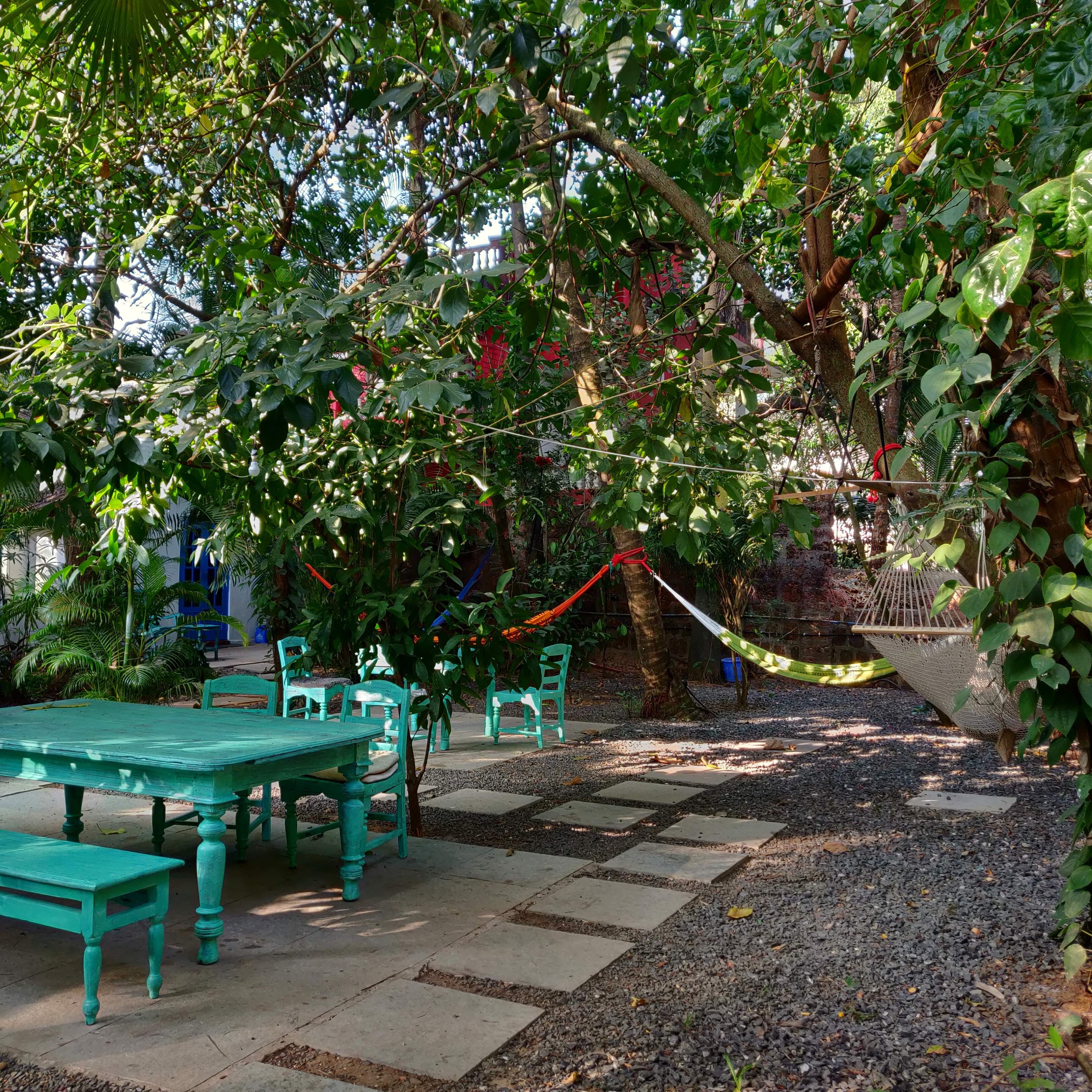 Planning A Goa Trip? Book A Room At This Amazing Hostel In Arpora