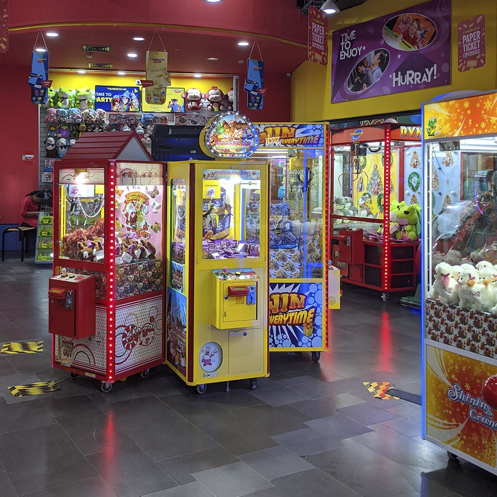 Arcade To Bouncy Castle: Things To Do At Inorbit Mall