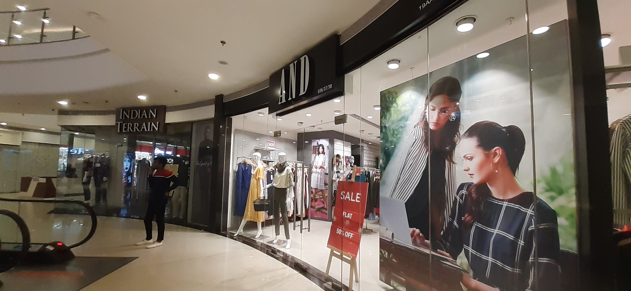 Global Desi To And: Best Women's Brands At Forum Rangoli Mall
