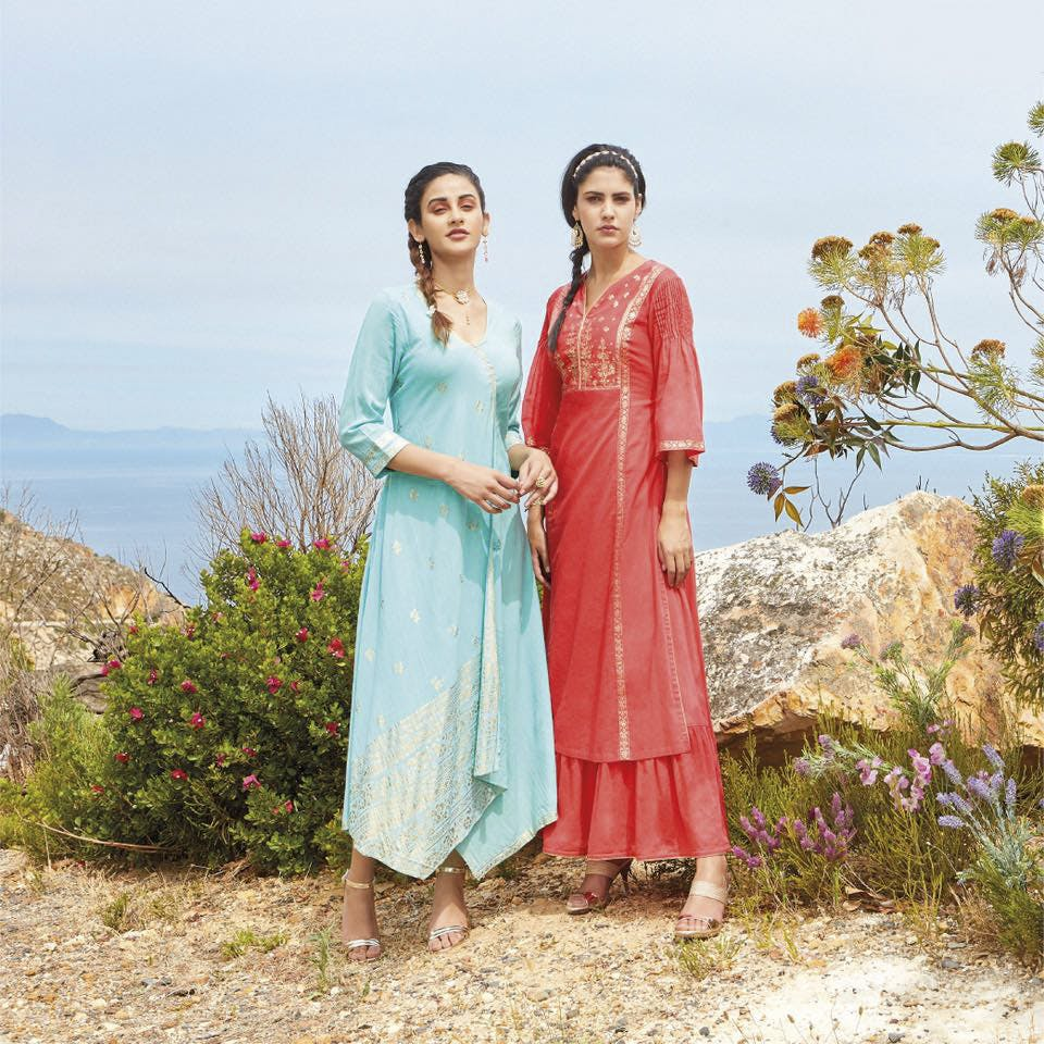 image - Cool Kurtas To Pretty Gowns: Shop For The Best Women's Wear Here