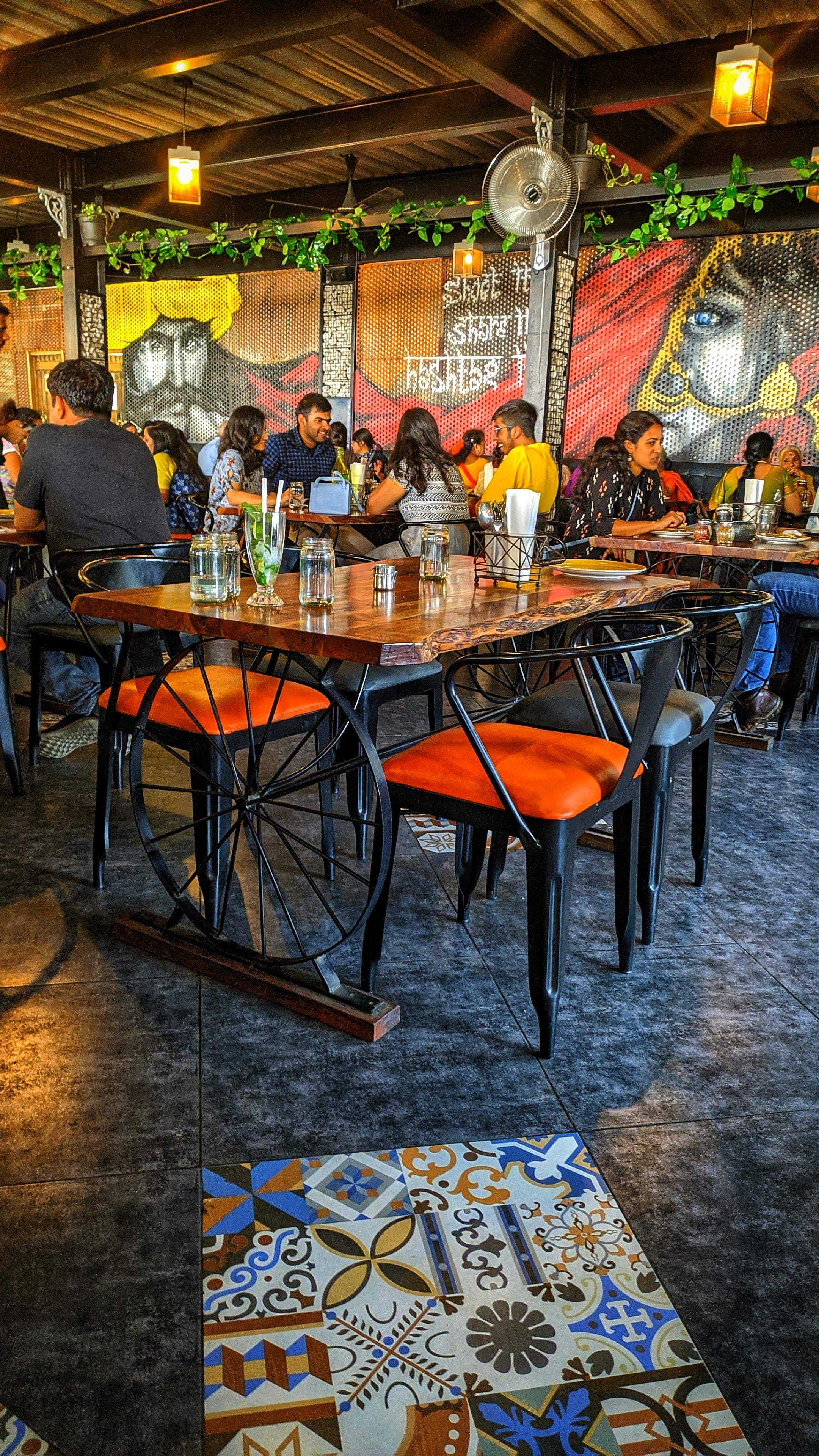 image - The Bangalore Cafe