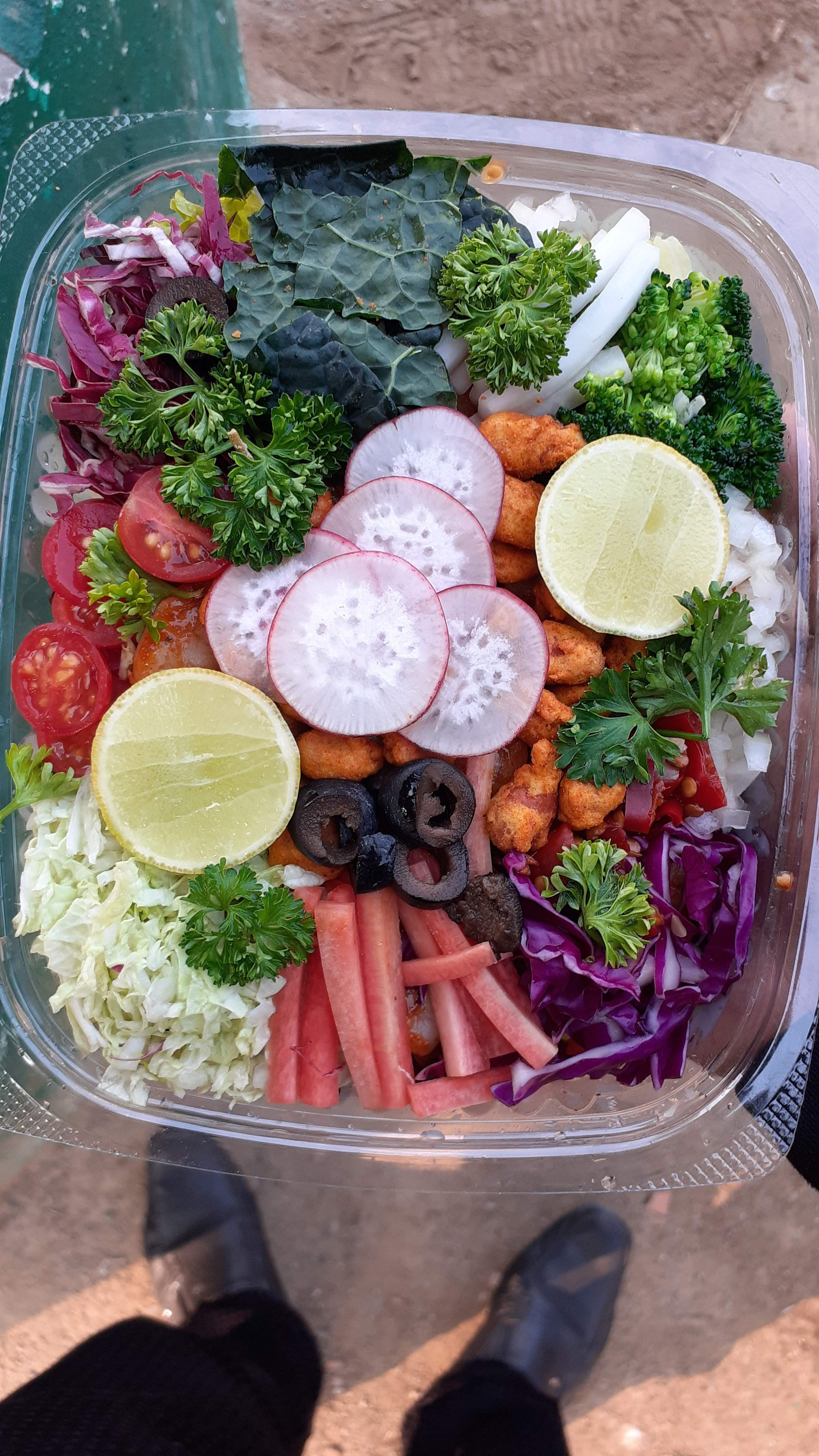 Order Fresh & Healthy Salad From Caterspoint In Gurgaon