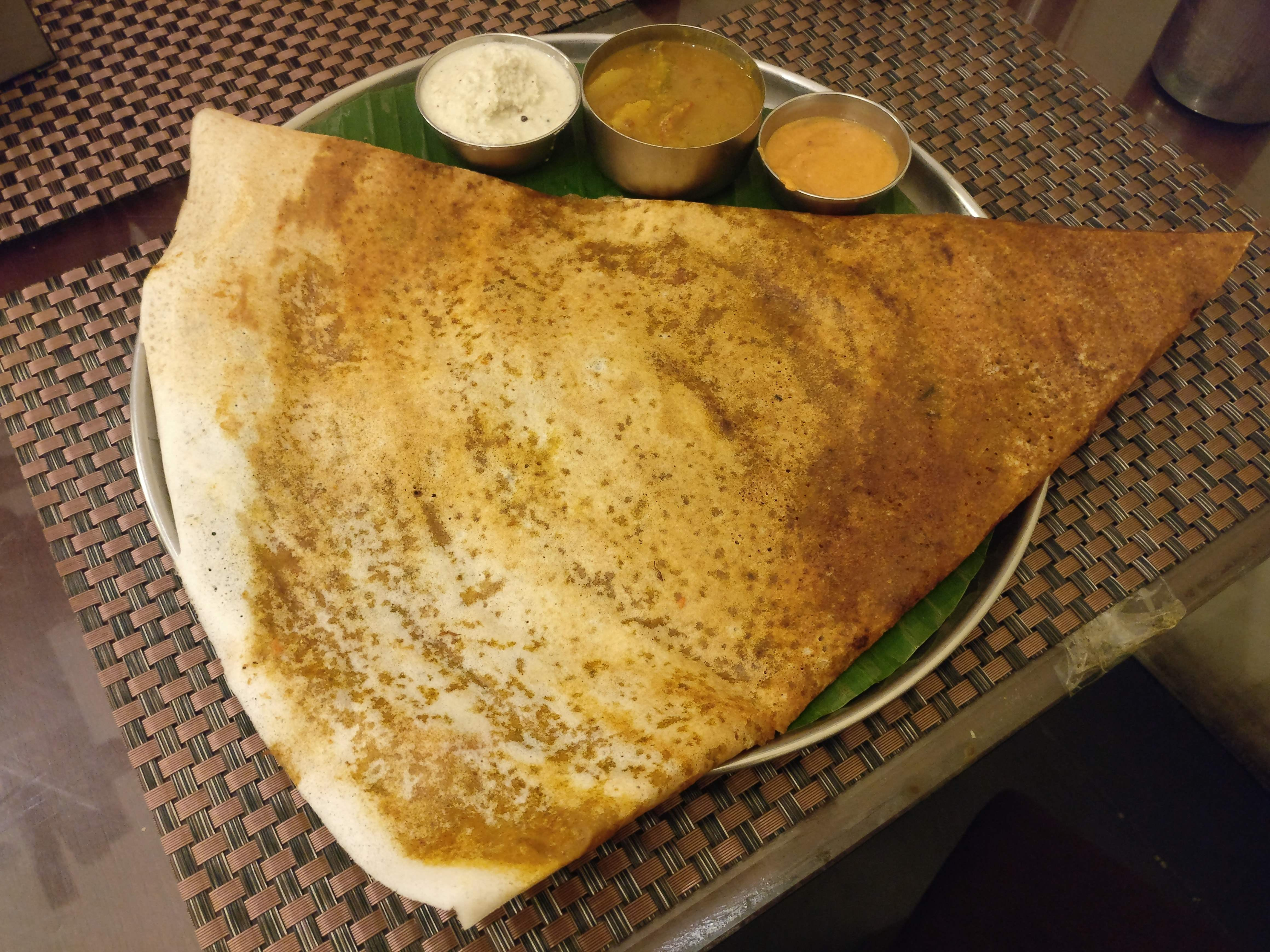 Dish,Food,Cuisine,Dosa,Ingredient,Crêpe,Breakfast,Indian cuisine,Produce,Meal