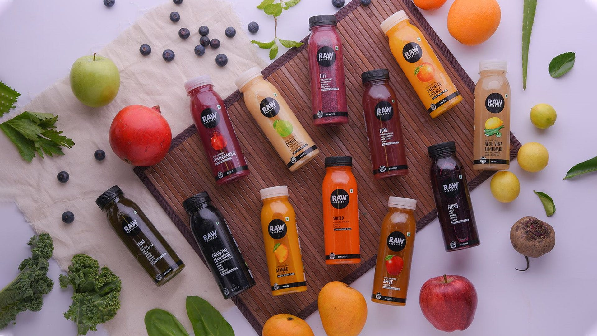 image - Get 25% Off On Raw Pressery's Healthy Juices, Detox Cleanses & More