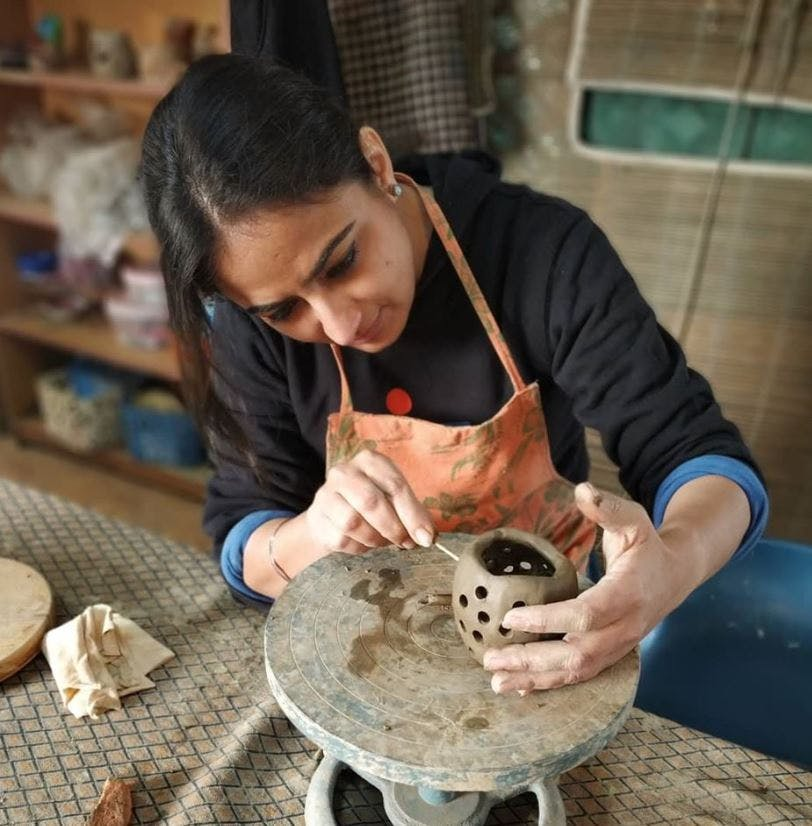 image - Claying Thoughts Pottery Studio
