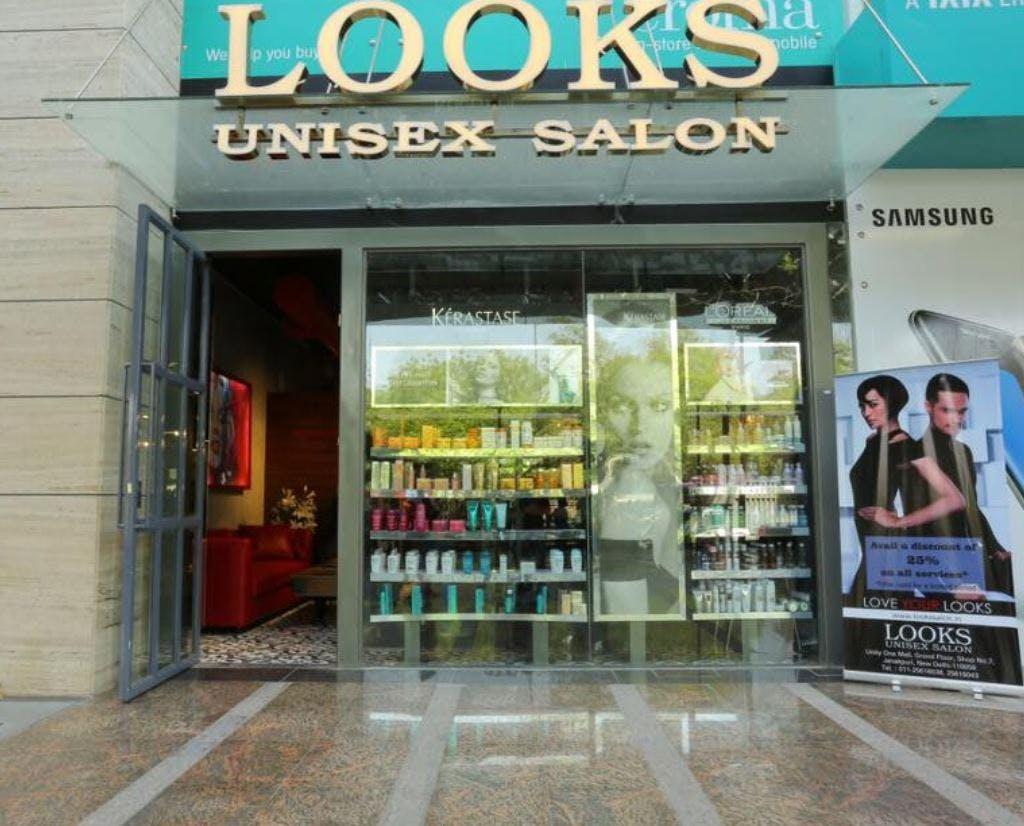 image - Looks Unisex Salon