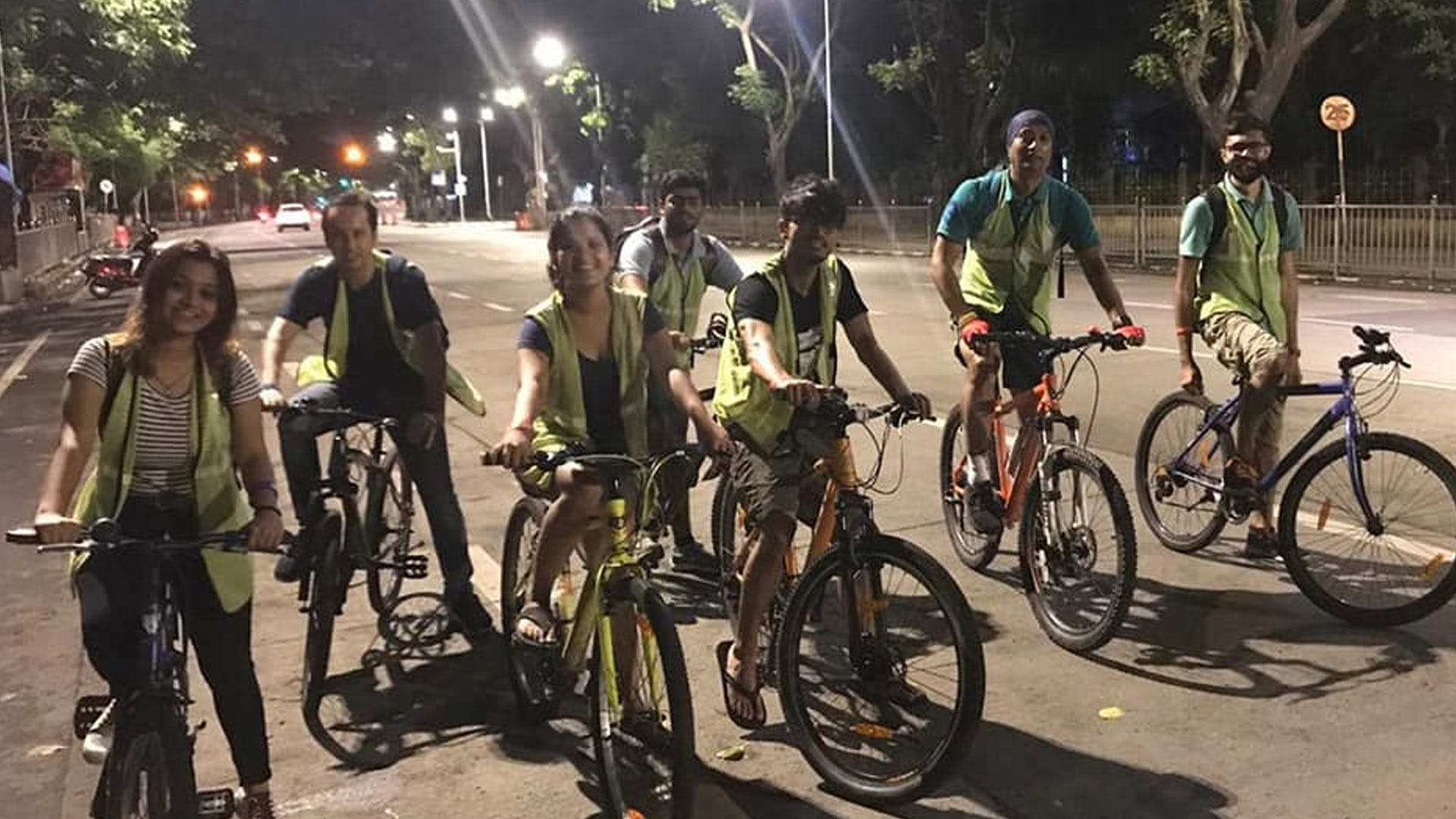 image - Register & Attend A Midnight Cycling & Storytelling Tour This Weekend!