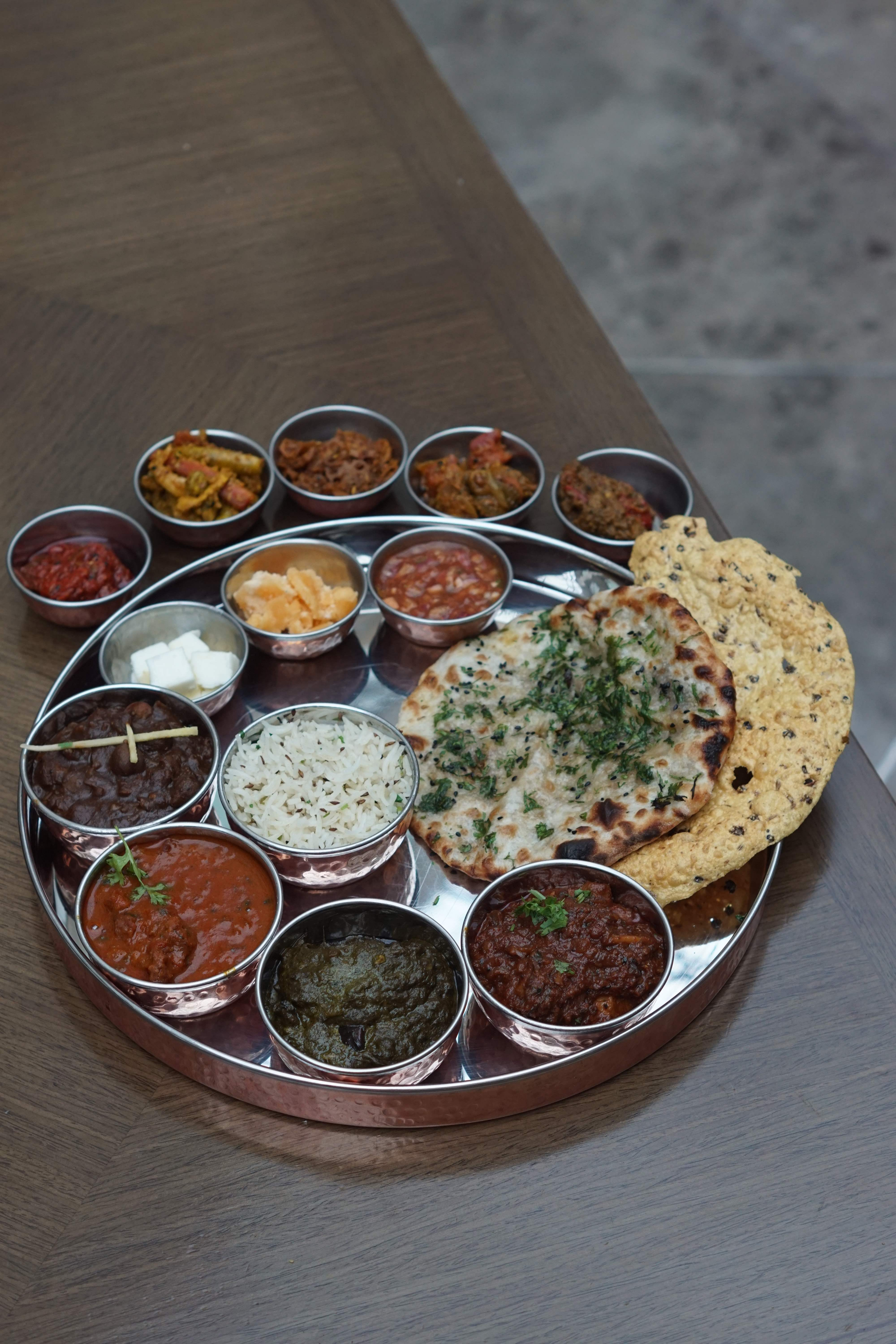 Get Amazing Amritsari Food At Tiqri