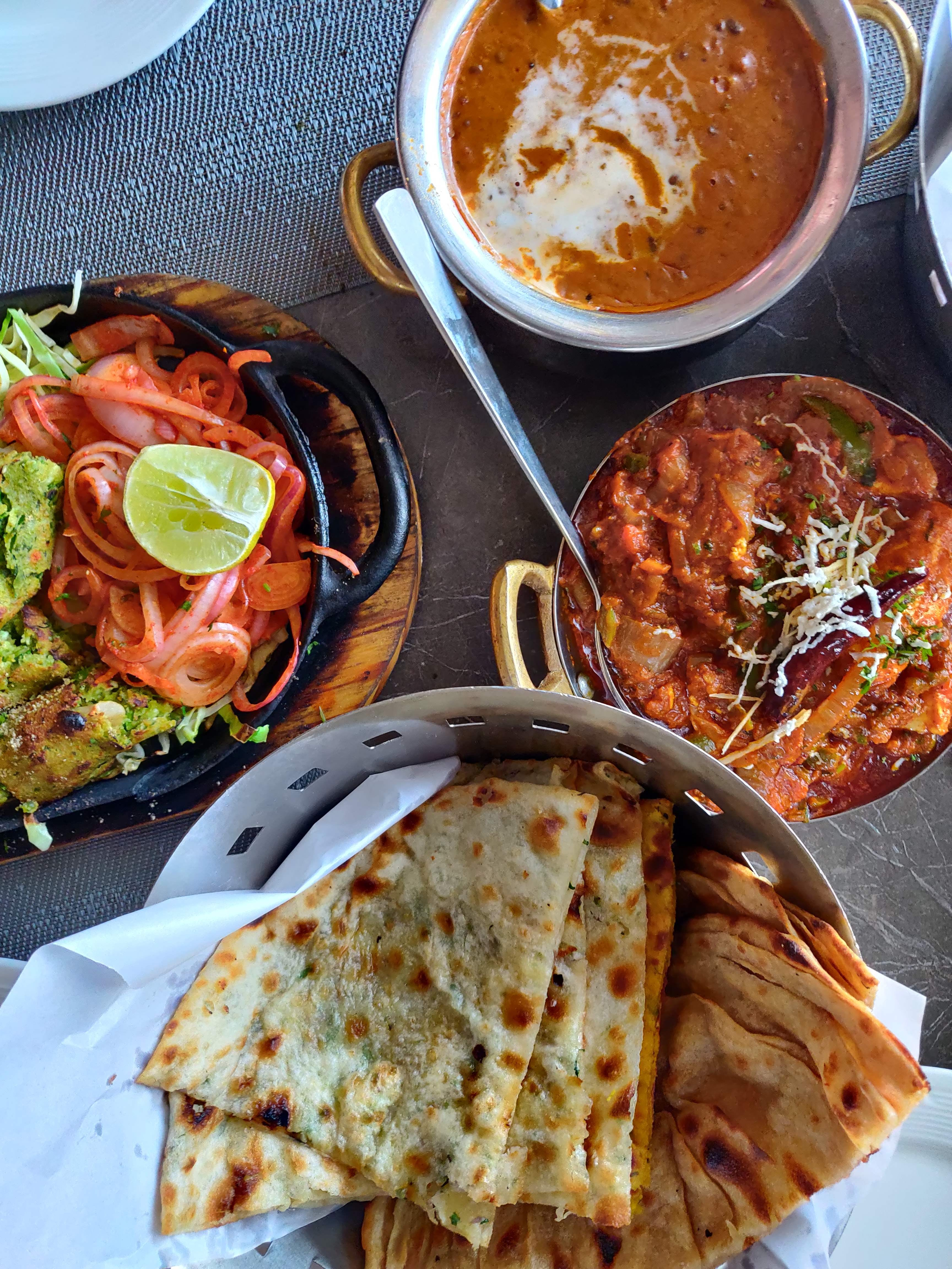 This Popular Restaurant Does Delicious North Indian Cuisine!