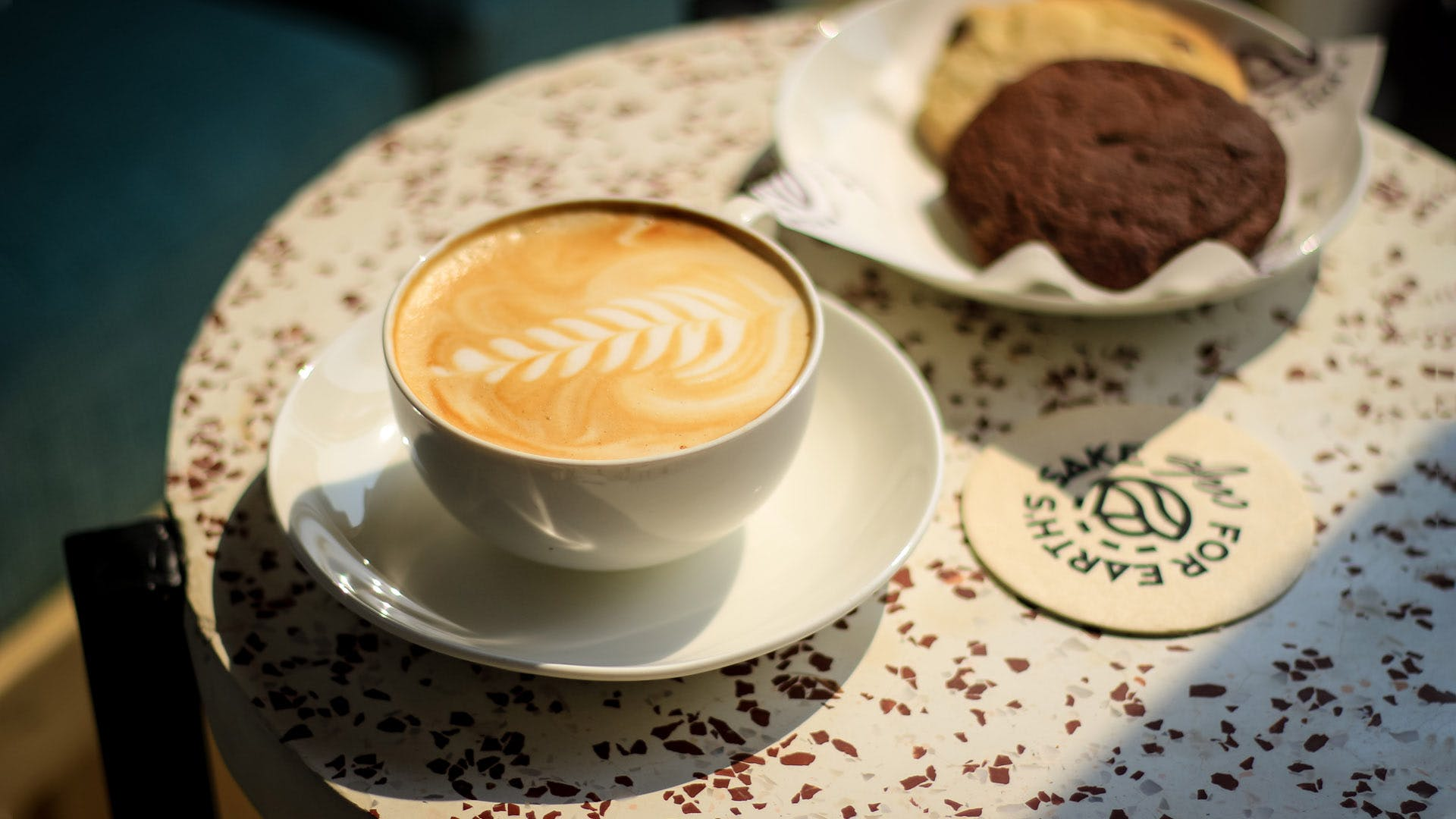 image - Plan A Coffee Date! Get 10% Off On Your Meal At For Earth's Sake