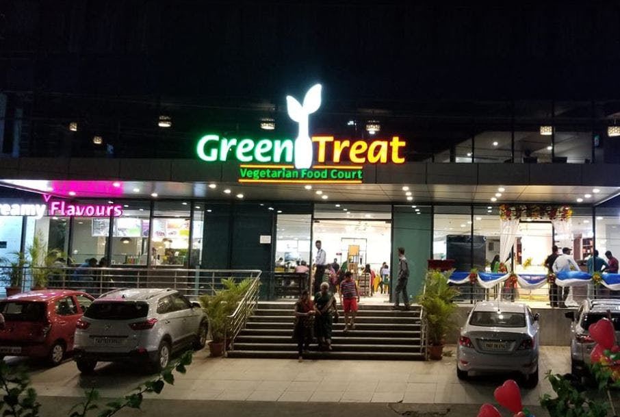 image - Green Treat