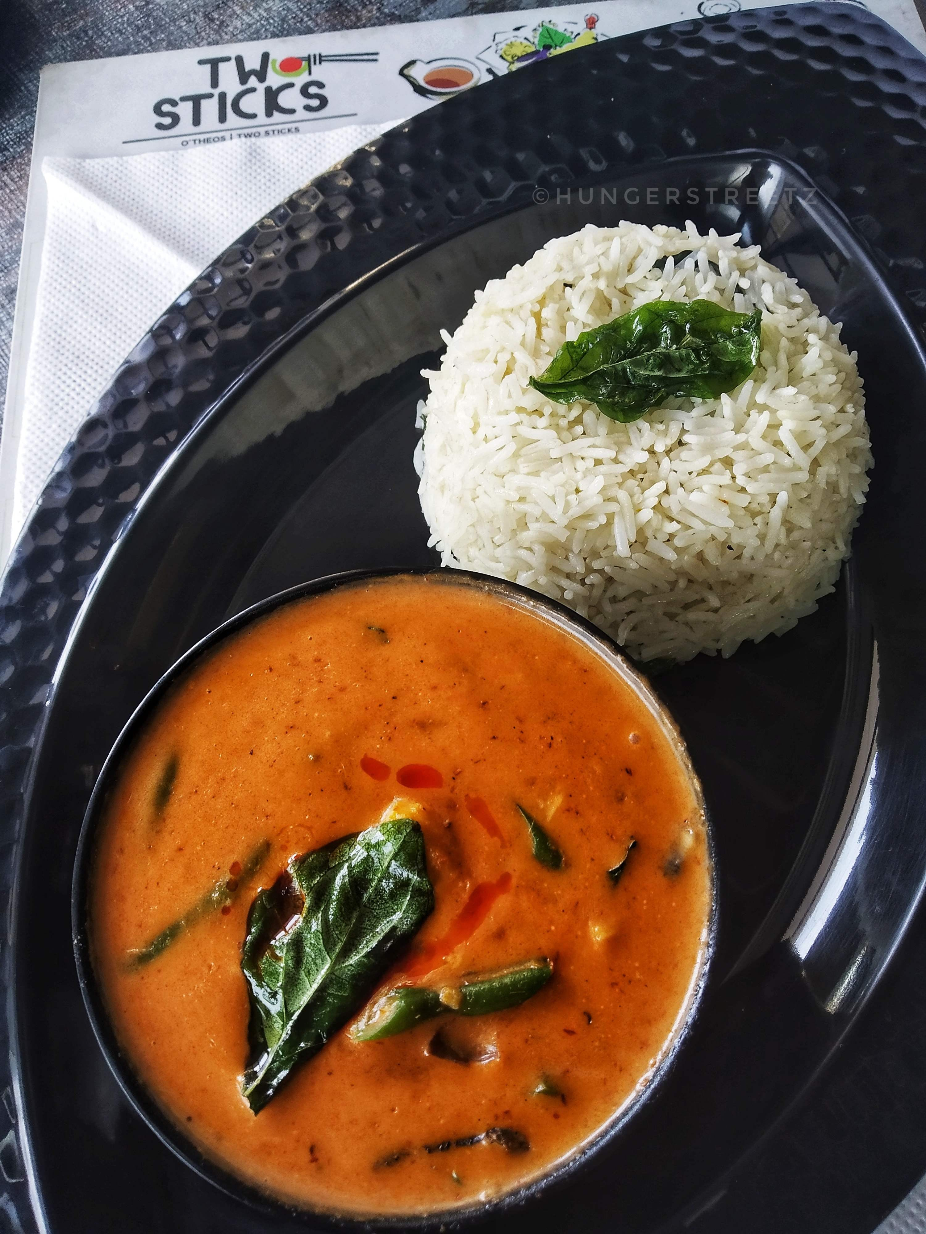 Dish,Food,Cuisine,Red curry,Ingredient,Curry,Steamed rice,White rice,Dal,Lunch