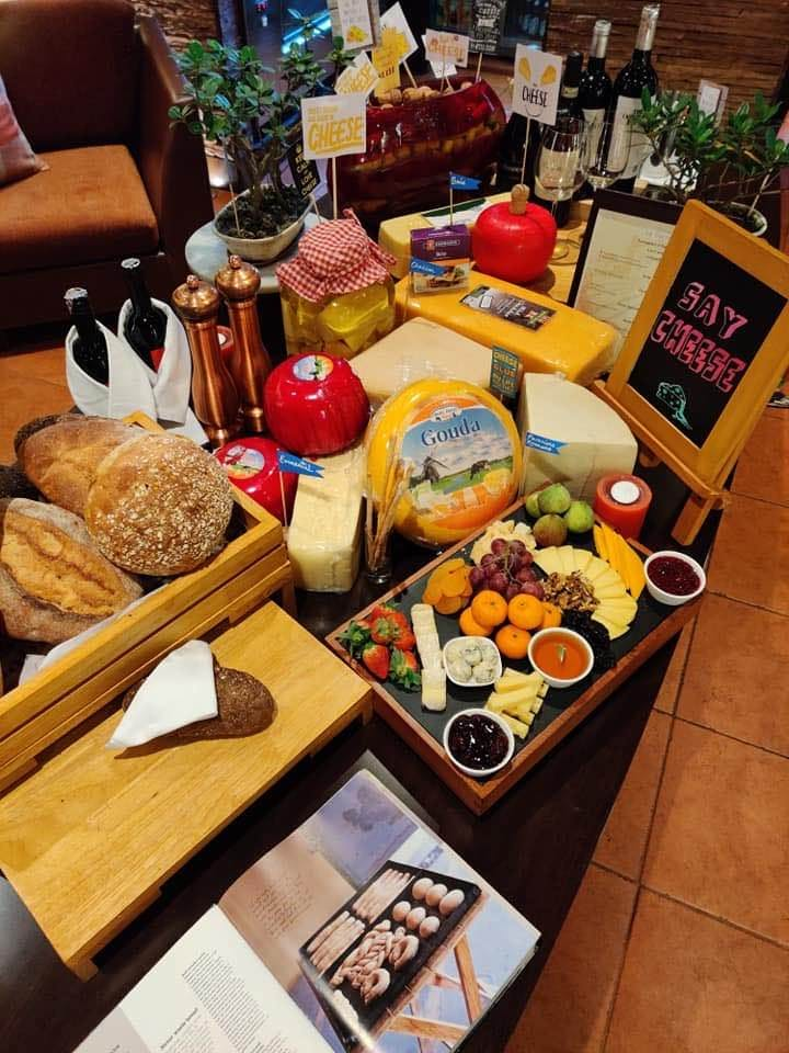 image - Customize Your Favourite Italian Eats With Finest Cheese At 'Go Cheese' Festival, La Cucina - Hyatt