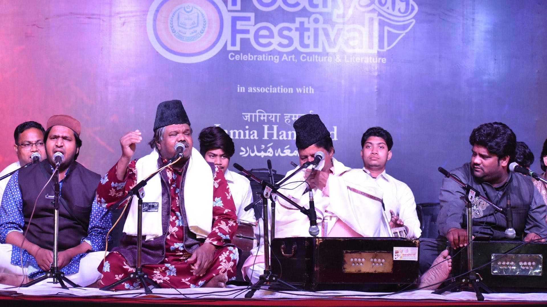 image - This Poetry & Literature Festival Will Have Classical Music Performances, Qawwalis, & More