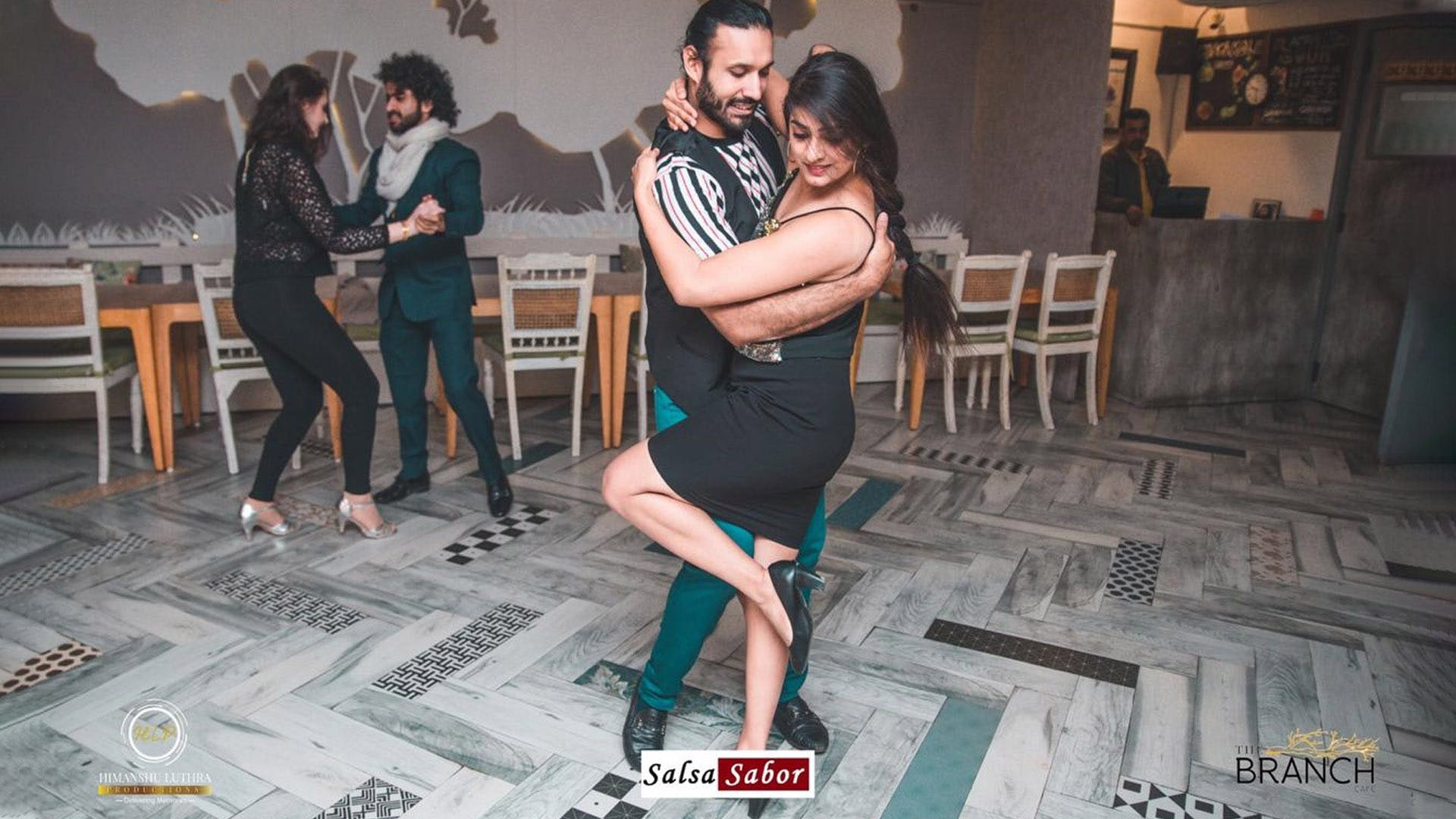 image - Attend A Groovy & Fun Bachata Workshop In GK This Valentine's Day