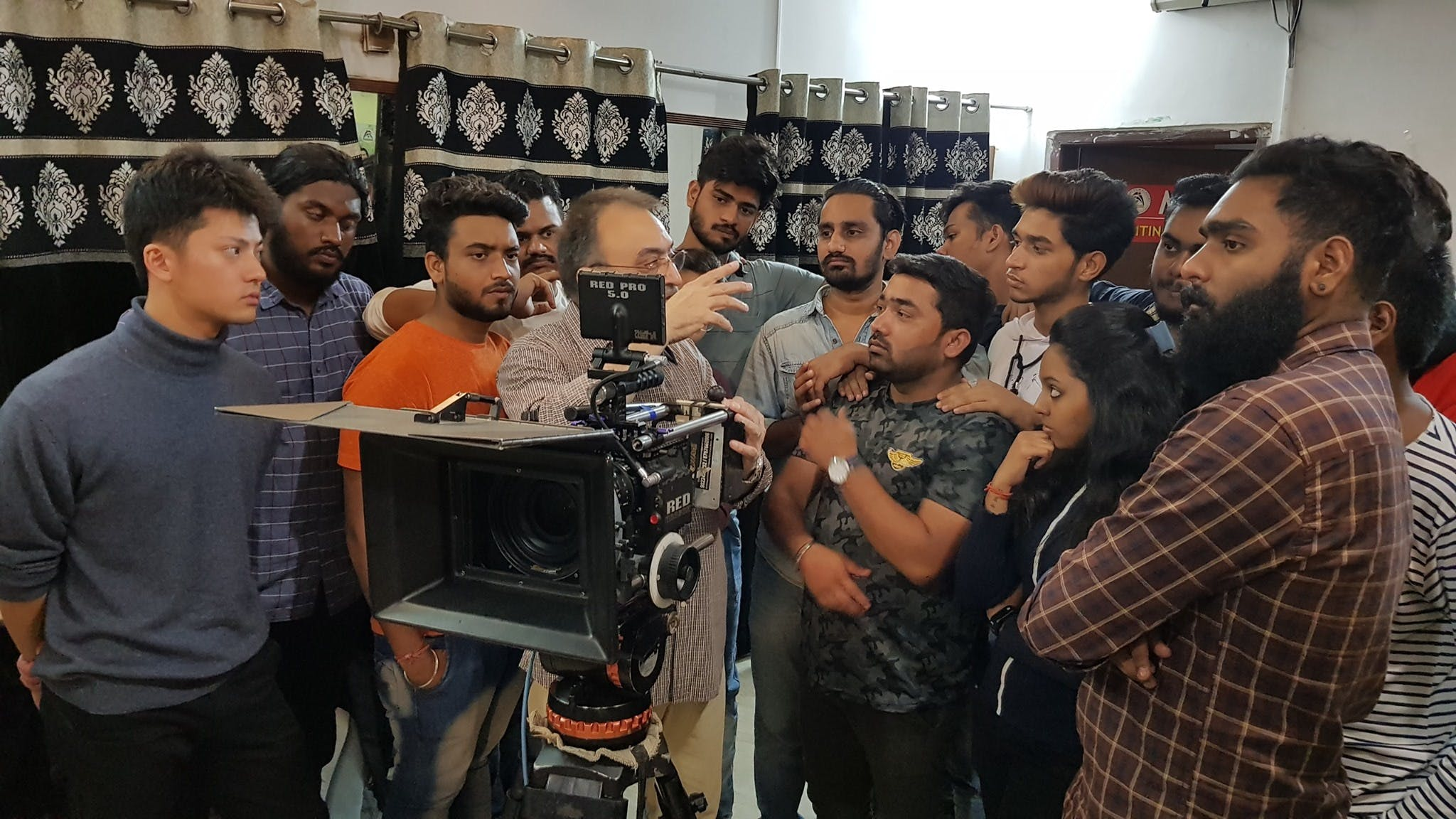 This Academy In Mumbai Teaches You The Finer Nuances Of Filmmaking