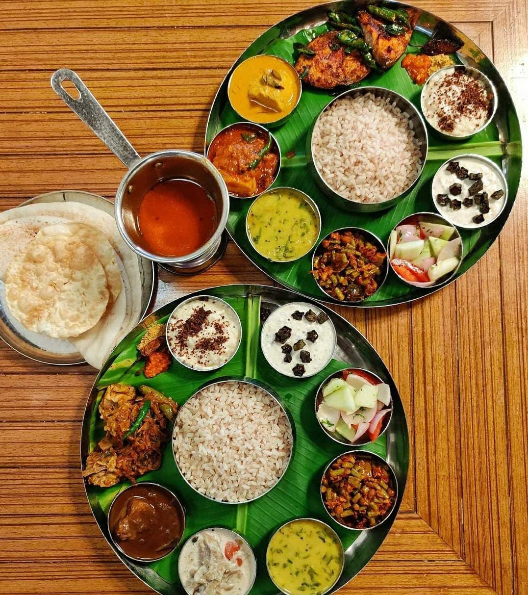 Curry Tales: Thali At It's Best!