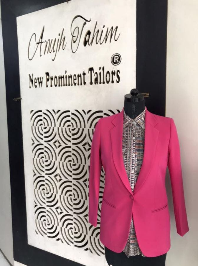 image - New Prominent Ladies & Gents Tailors