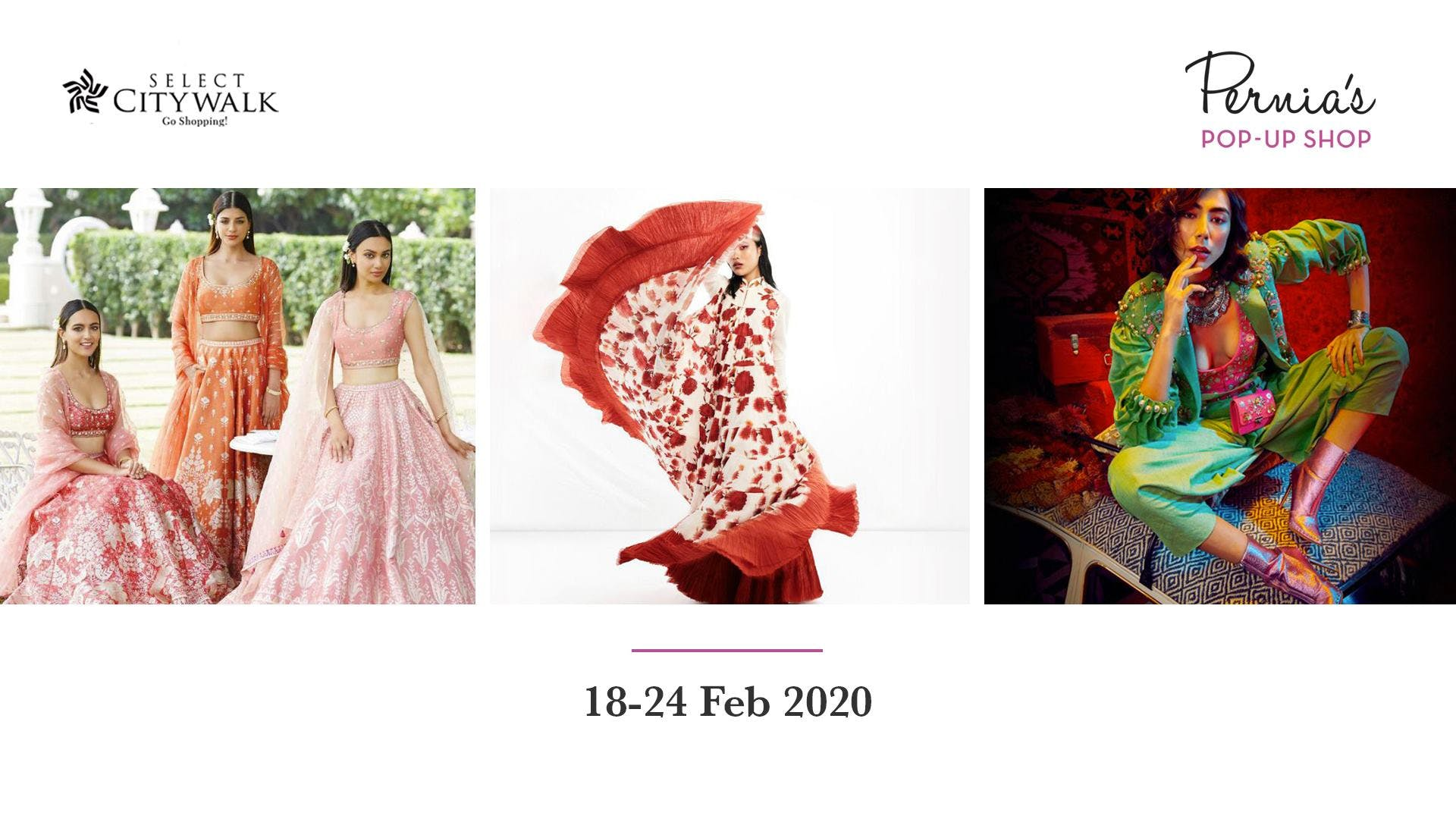 image - From Anamika Khanna To Rohit Bal, Get Ready To Shop It All As Pernia's Pop-Up Shop Is Coming To Select City Walk!