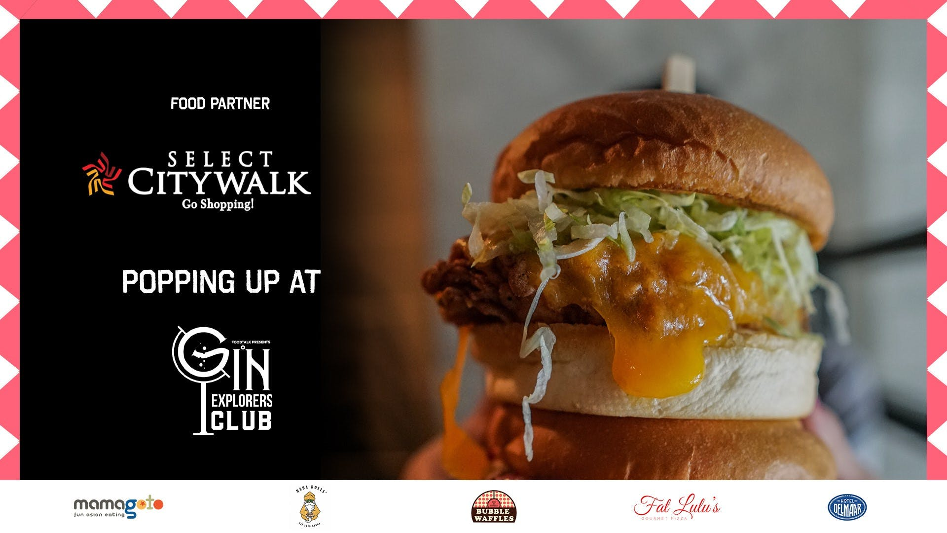 image - Let The Celebrations Be-Gin! Grin Away At The Gin Fest This February At Select City Walk!