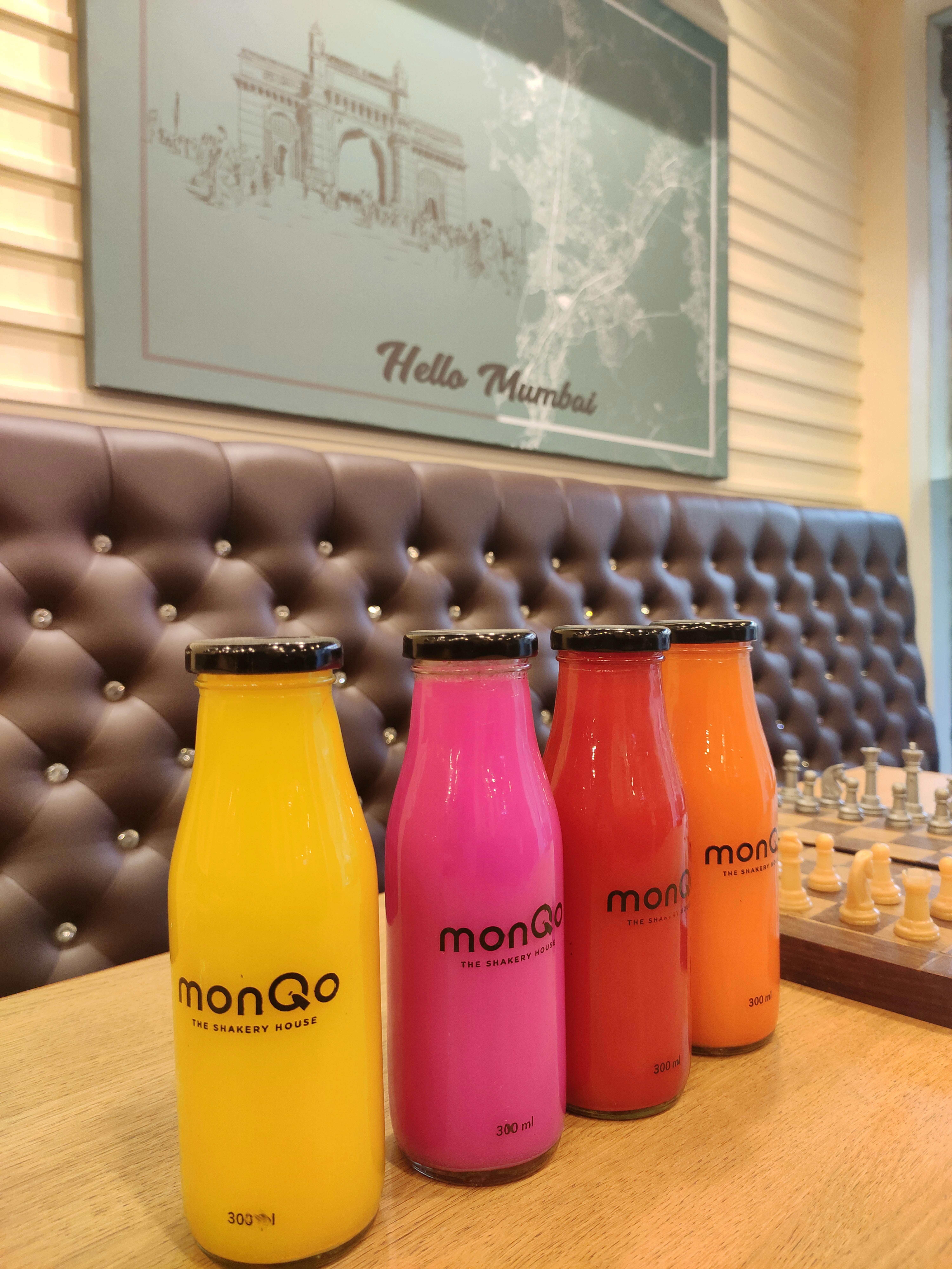 Drop By  Monqo (Shakeryhouse) For Refreshing Shakes, Juices And Much More