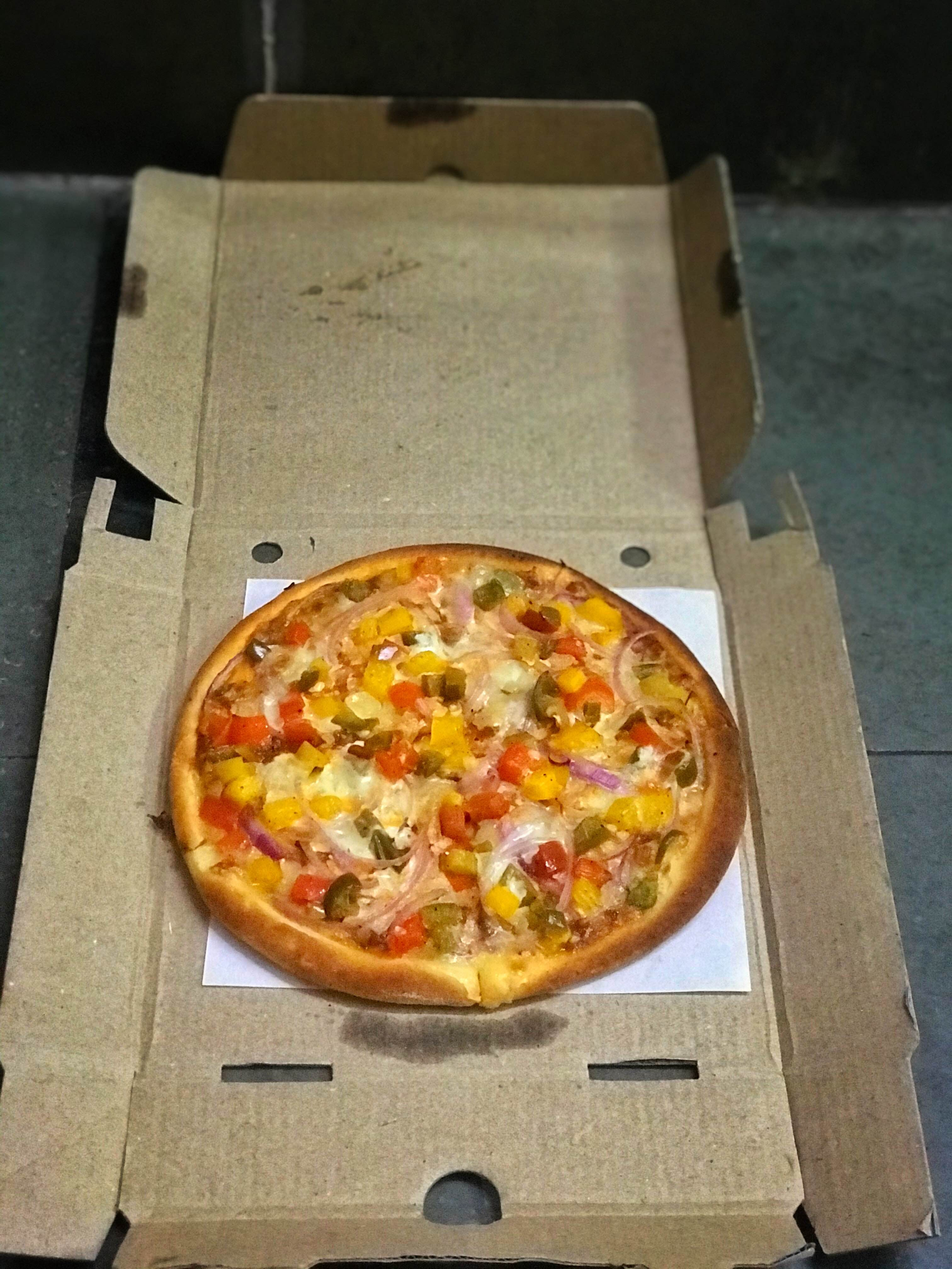 Life Is Not About Finding Yourself, It's About Finding The Right Pizza