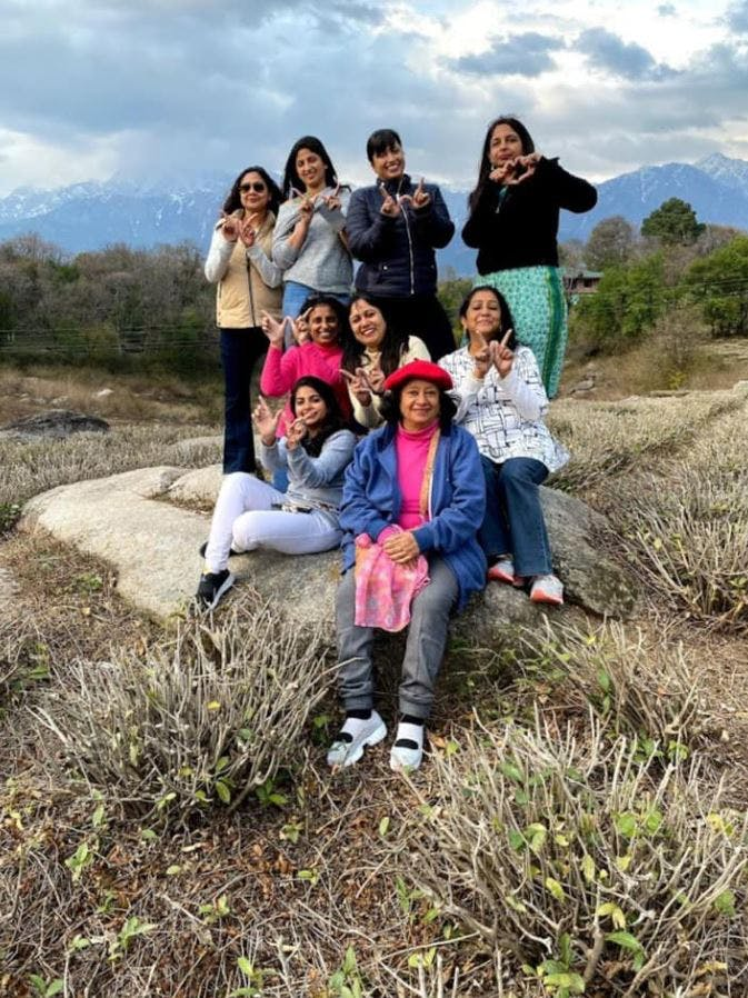 People in nature,People,Social group,Natural landscape,Wilderness,Friendship,Community,Grassland,Fun,Grass