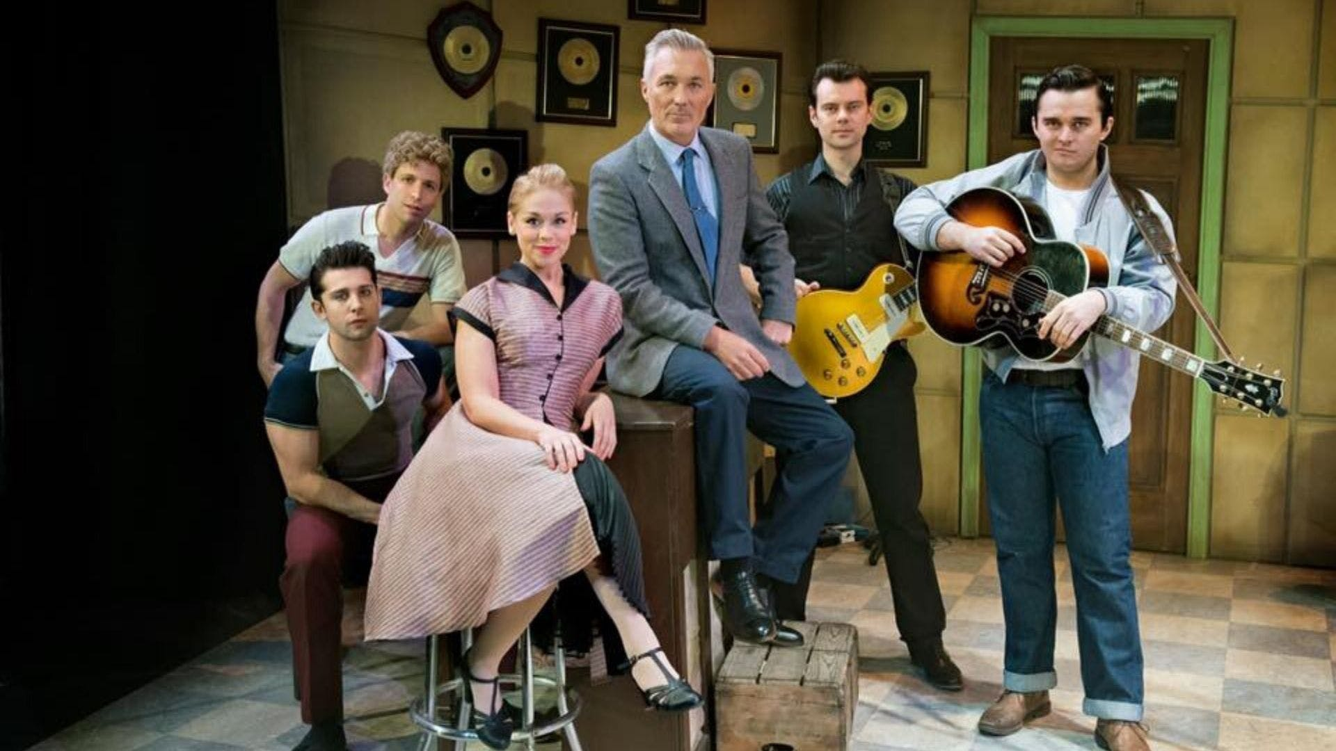 image - Do Not Miss: The Tony Award-Winning Broadway Musical Million Dollar Quartet Is Back For A Second Rockin' Run In The City