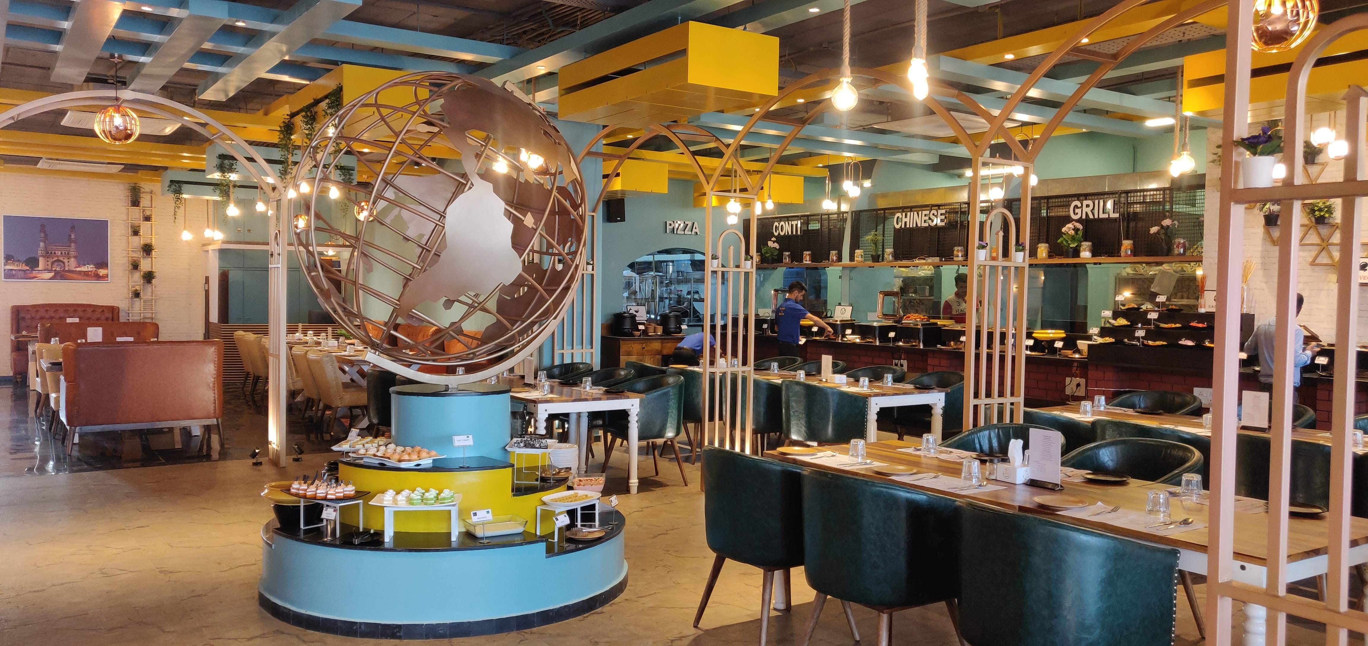Have You Checked Out This Newest Buffet Place In Hyderabad?