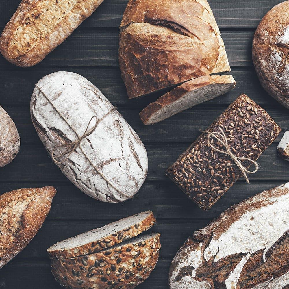 Rock,Sourdough,Tree,Bread,Wood,Food,Cuisine,Plant,Loaf,Brown bread