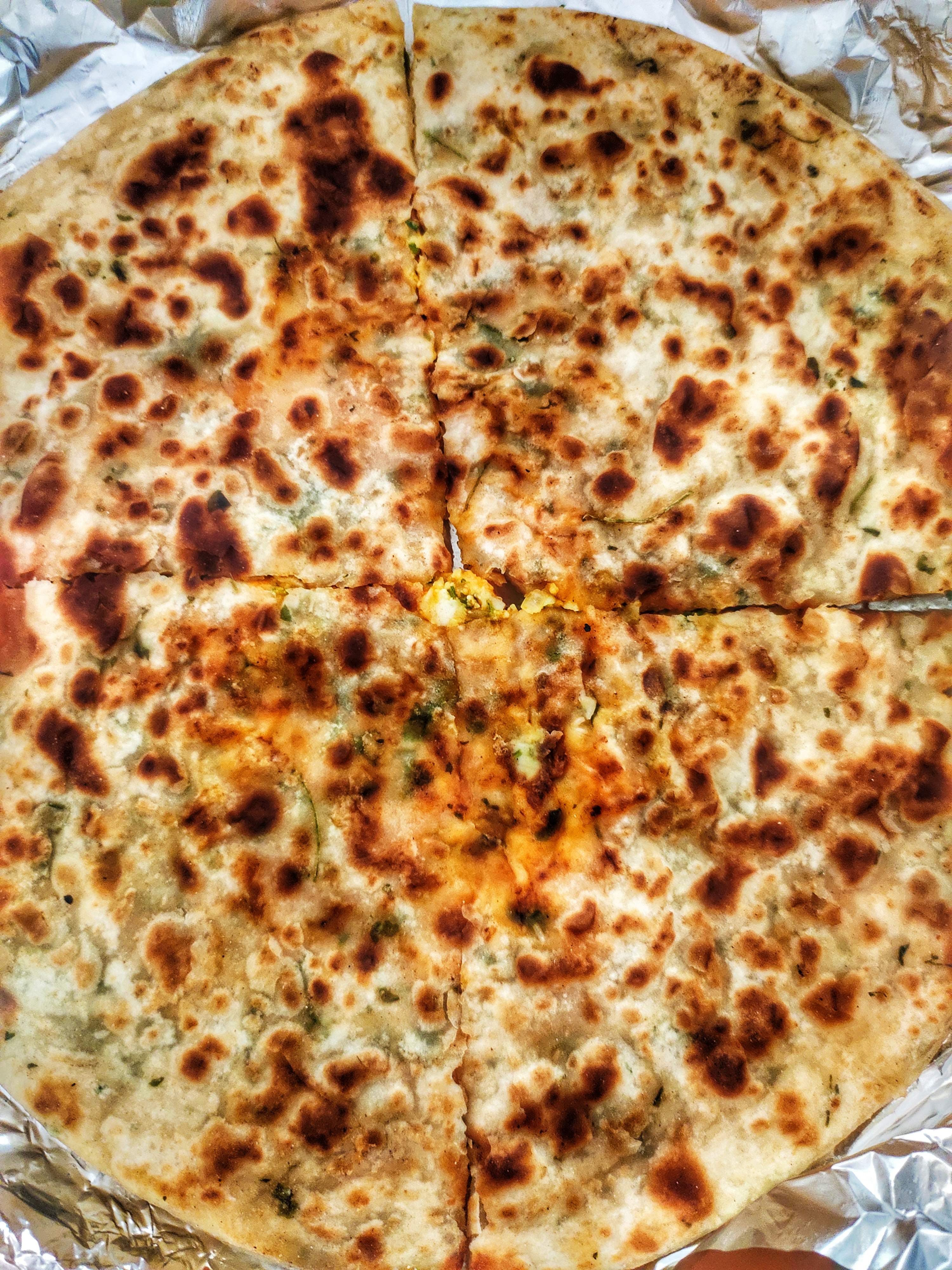 Get The Best Parathas In Town Delivered At Your Doorstep