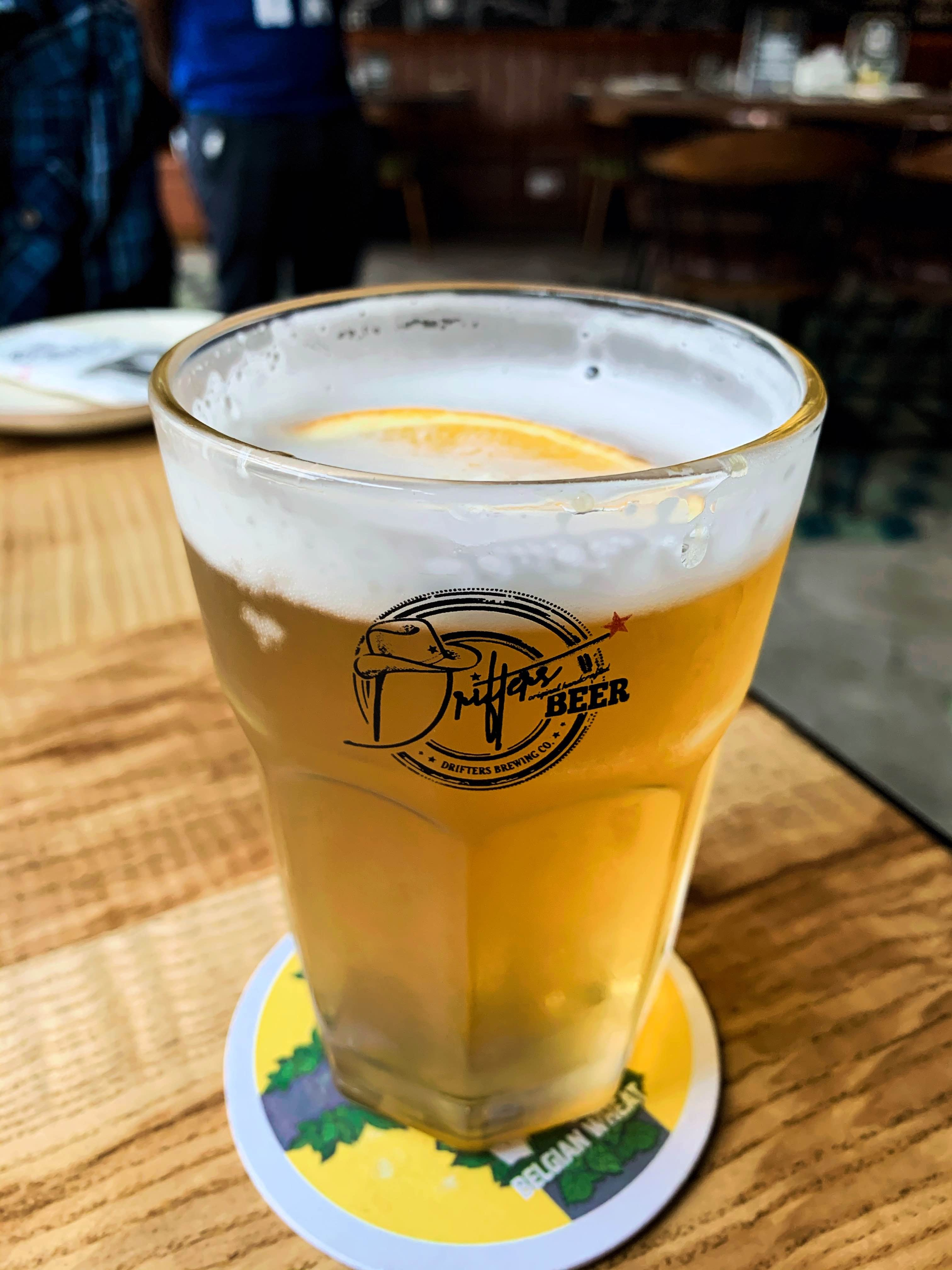 Place For Some Good Beer And Food? Hit Drifters Tapstation, Bkc