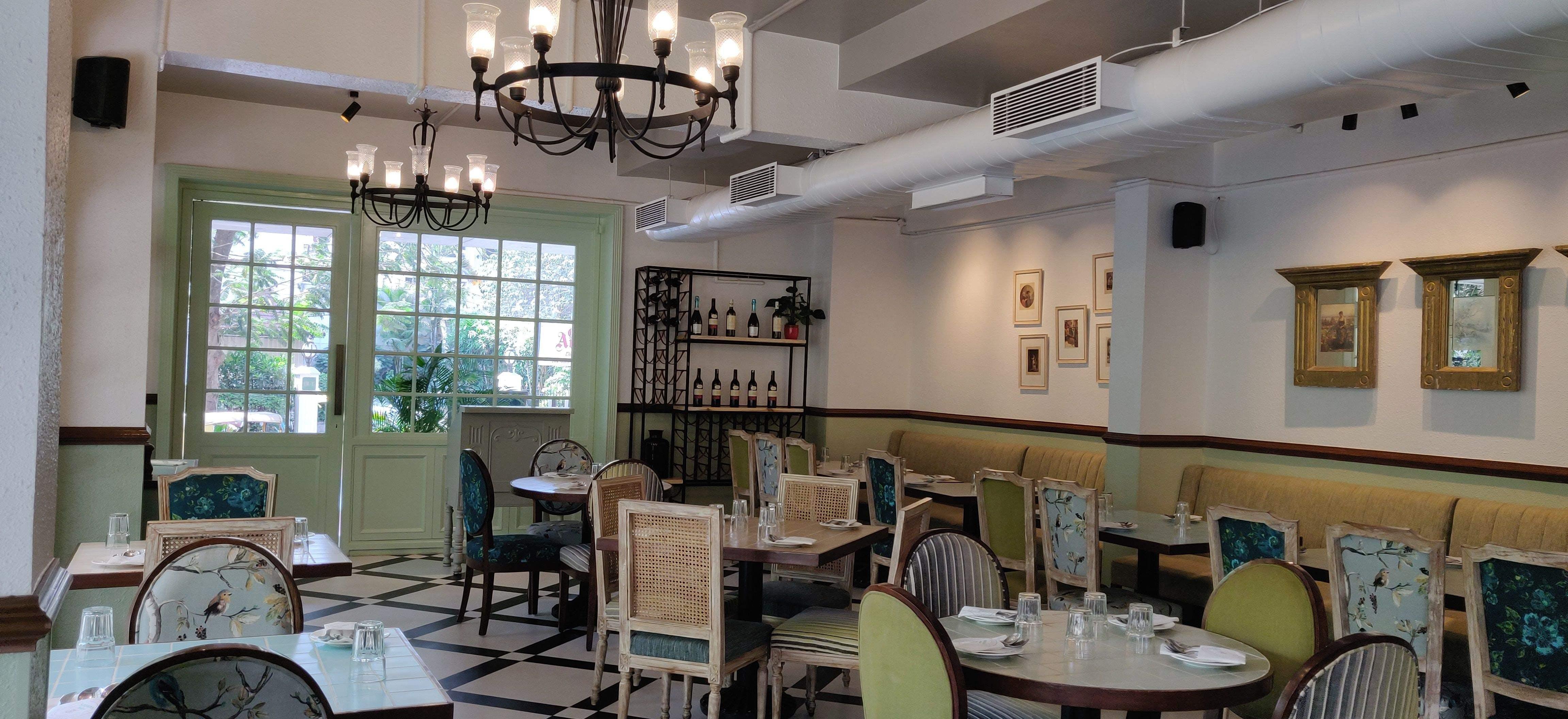 Room,Restaurant,Building,Property,Interior design,Ceiling,Café,Dining room,Cafeteria,Table
