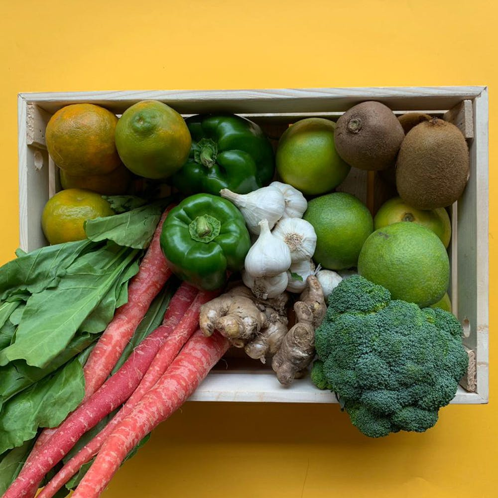 Be Safe, Be Home: This Website Is Home Delivering Fresh, Organic Fruits & Veggies