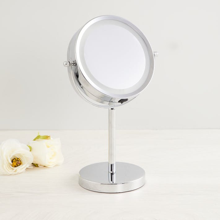 Product,Mirror,Glass,Material property,Makeup mirror,Fashion accessory,Cosmetics,Circle