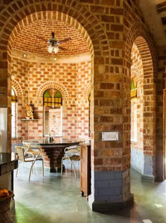 Brick,Building,Holy places,Arch,Brickwork,Property,Interior design,Wall,Room,Architecture